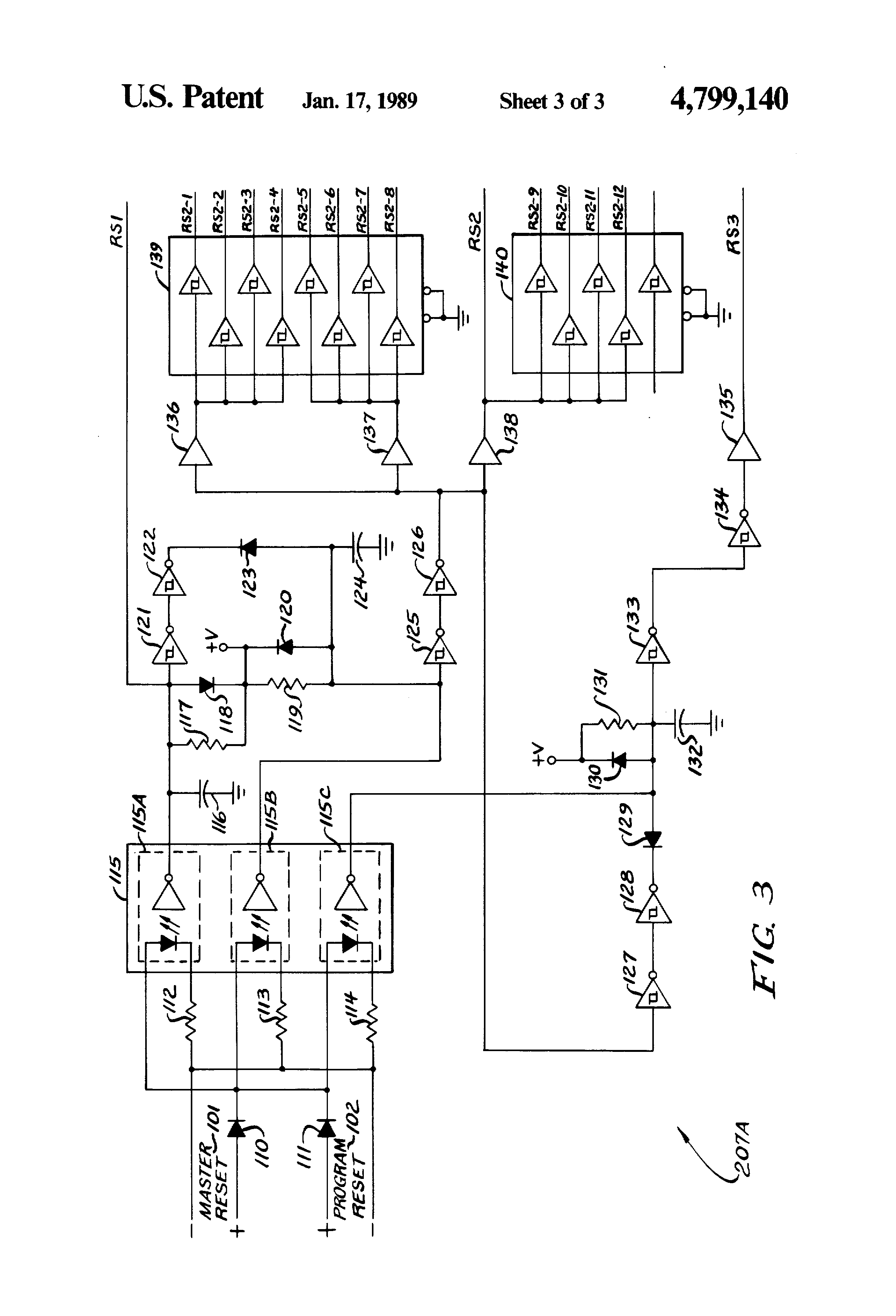 patent us4799140 - majority vote sequencer