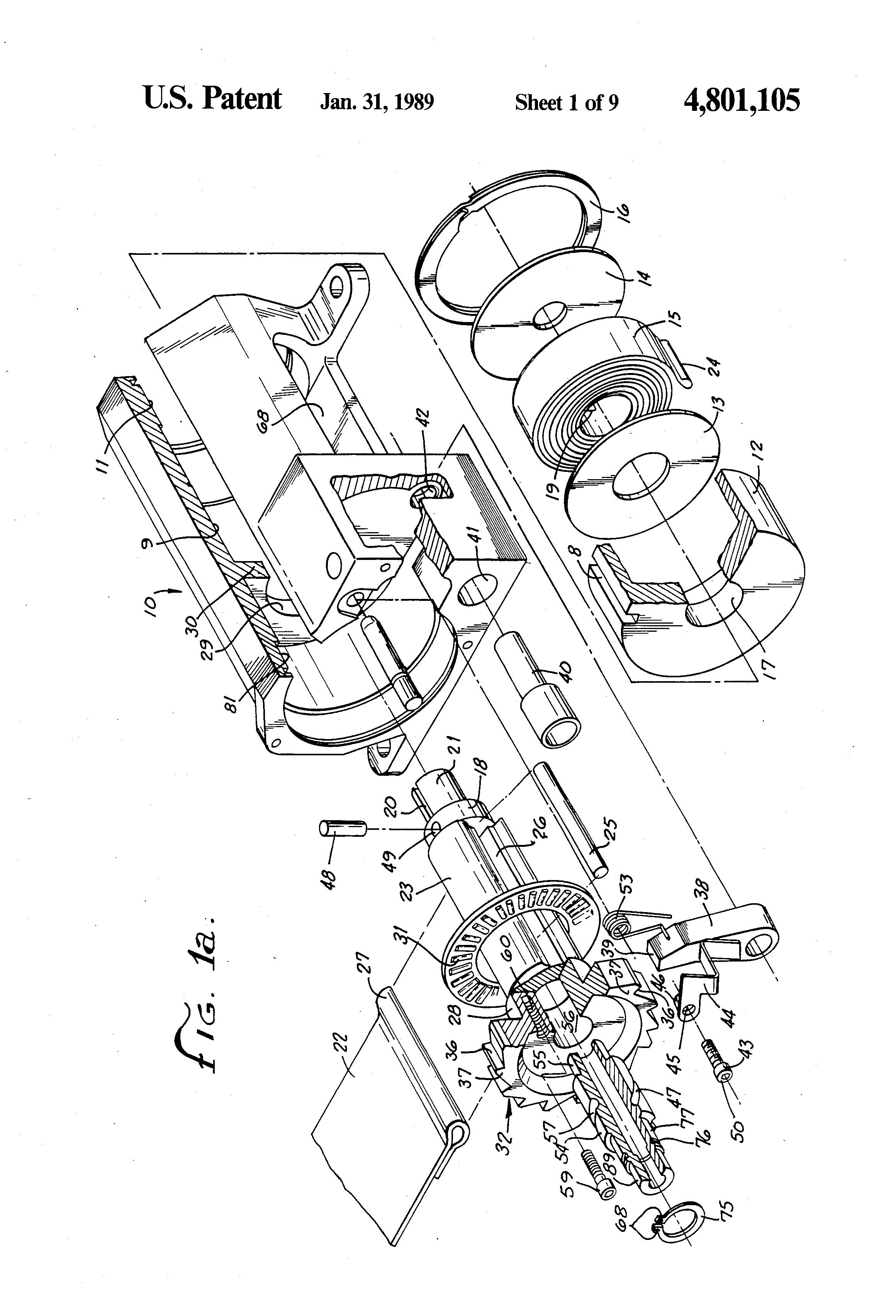 patent us4801105