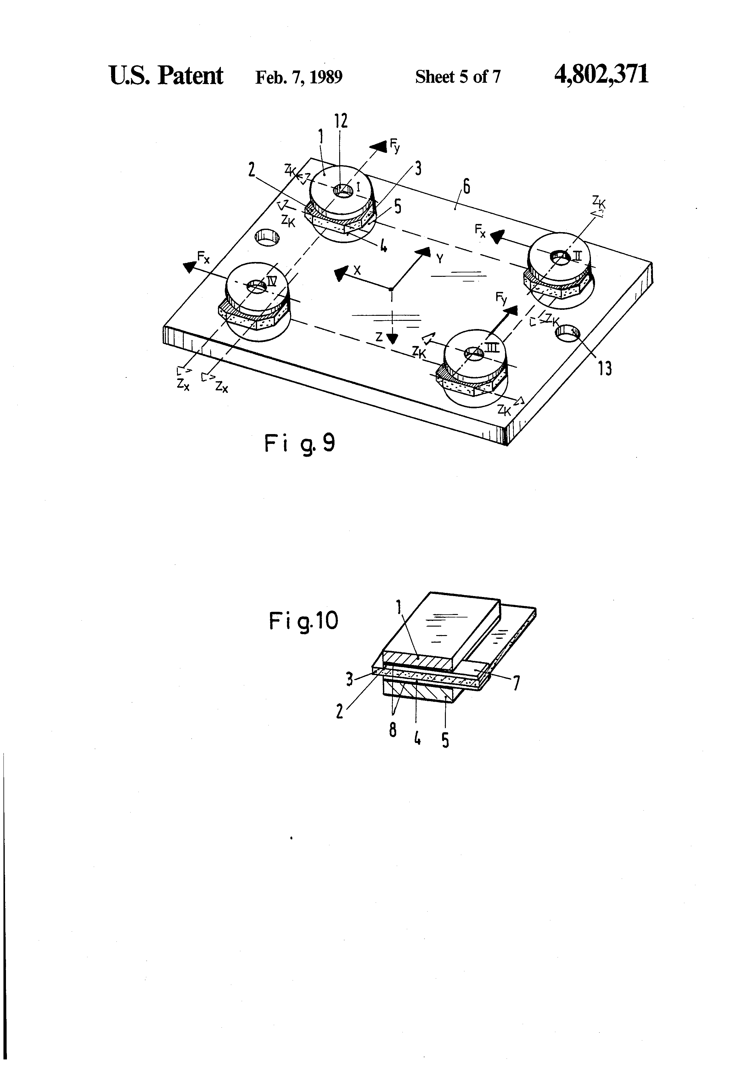 patent us4802371 - multi-component dynamometers