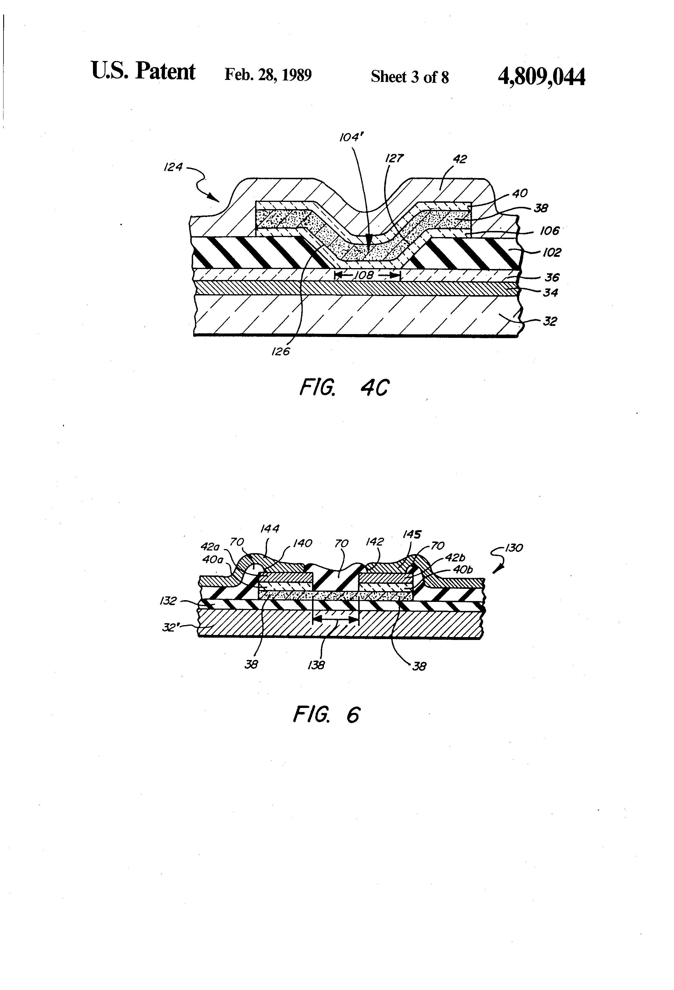 Patent Us4809044 Thin Film Overvoltage Protection Devices Google 36si Wiring Diagram Drawing