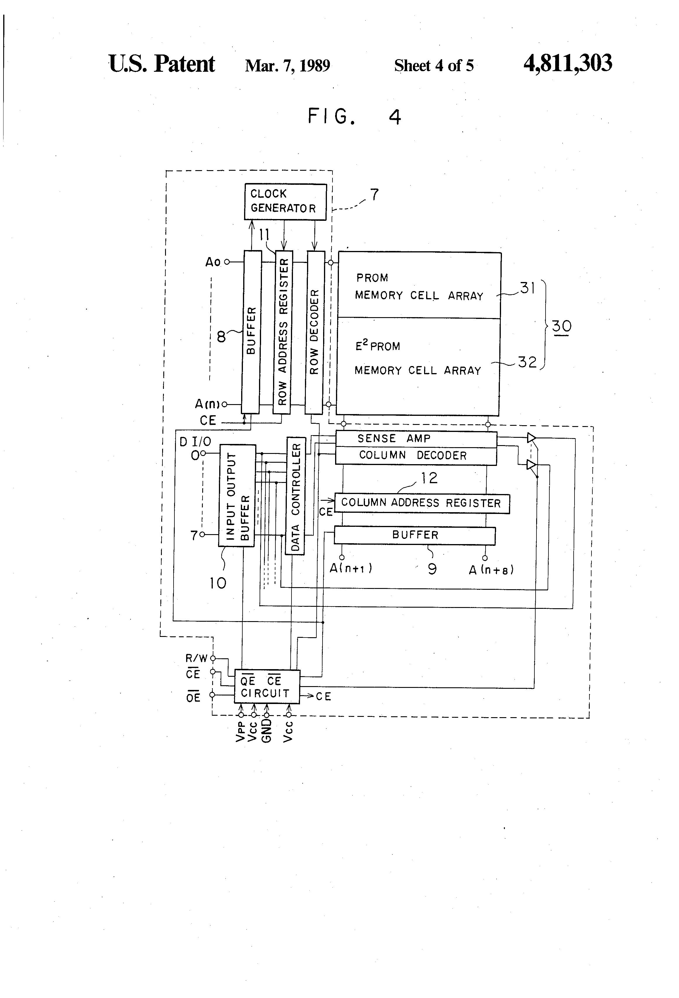 patent us4811303
