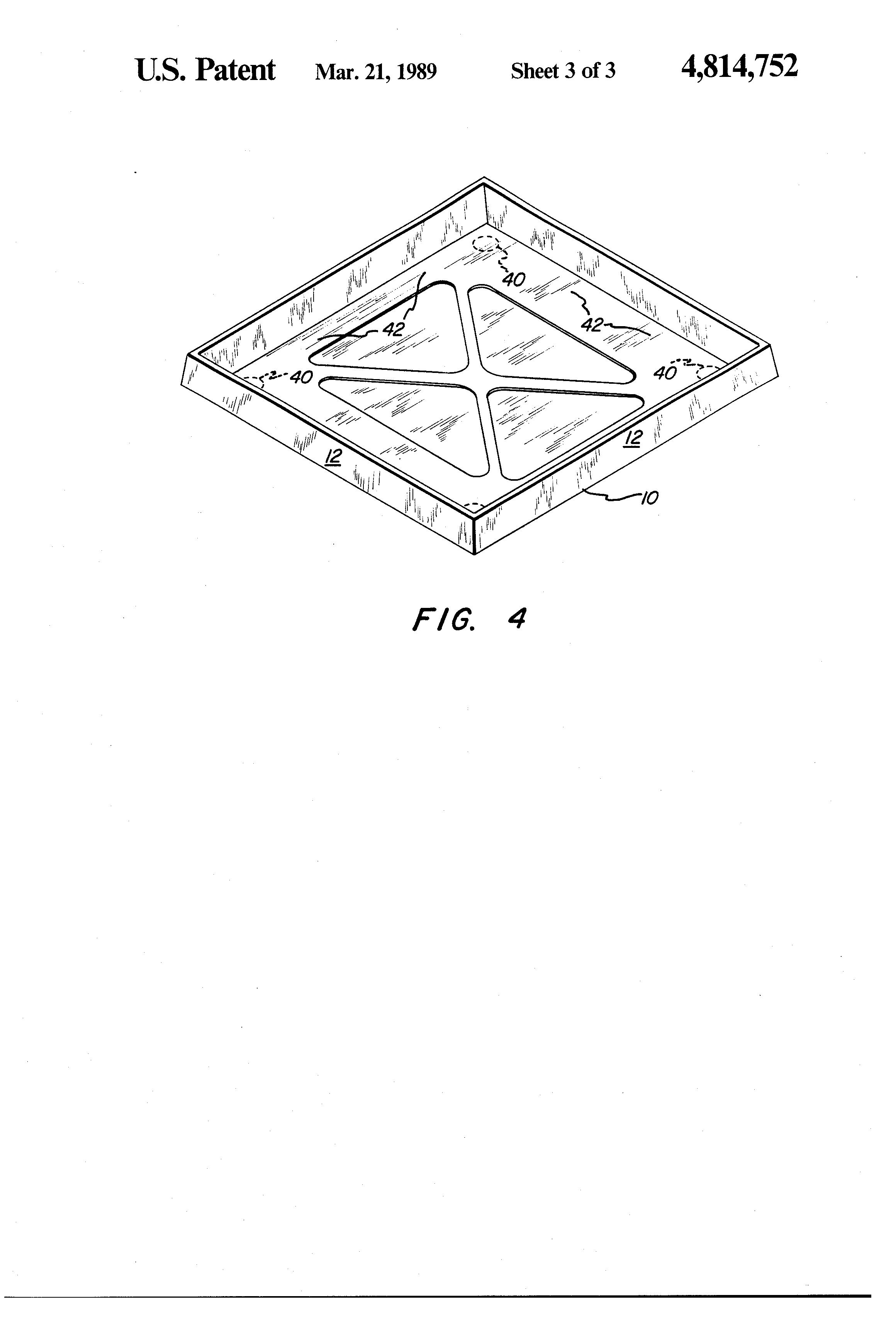 patent us4814752