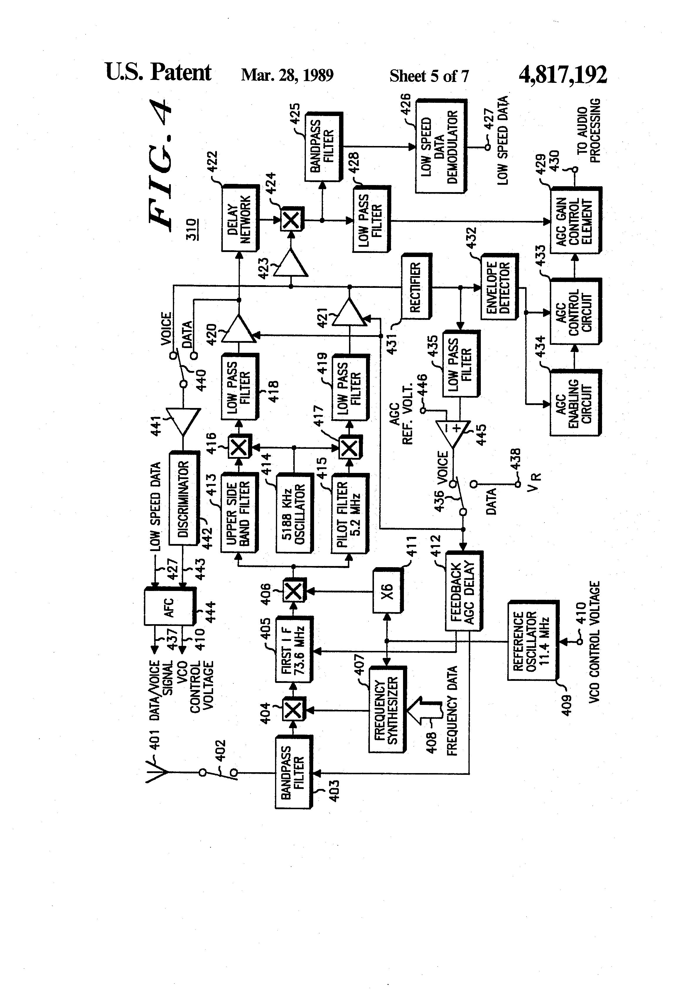 patent us4817192