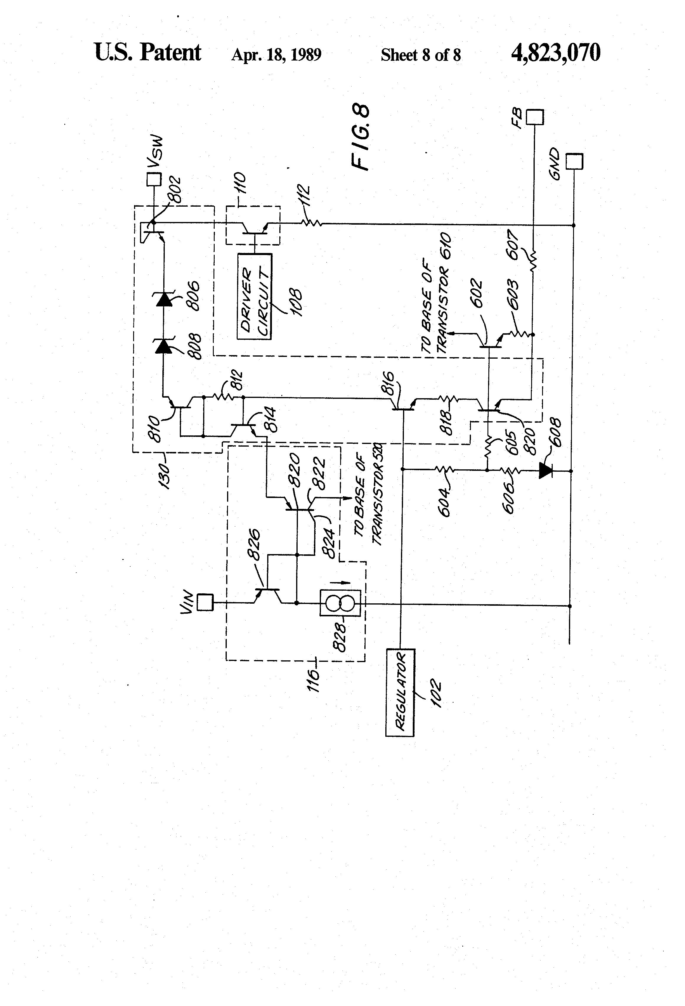 patent us4823070