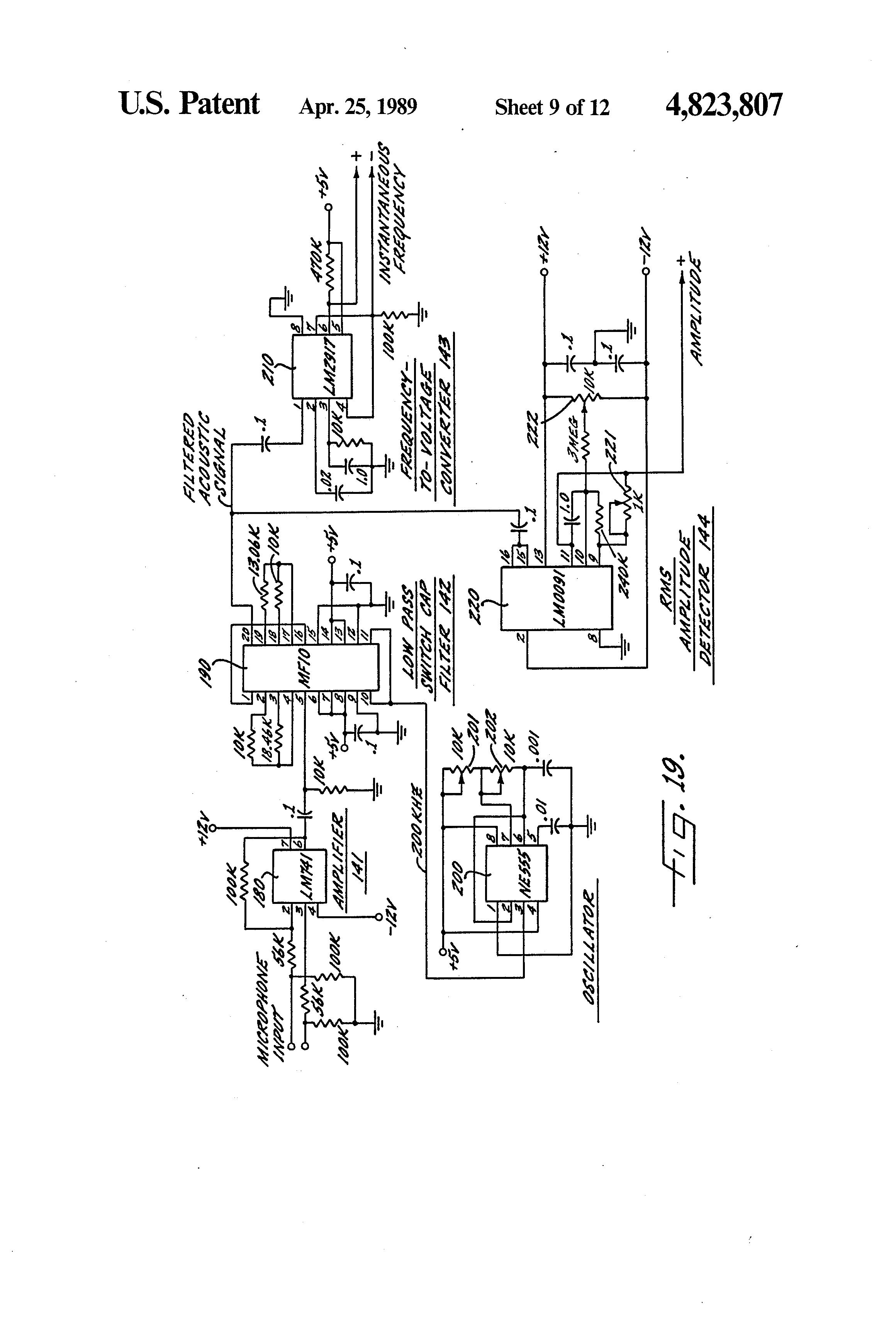 patent us4823807