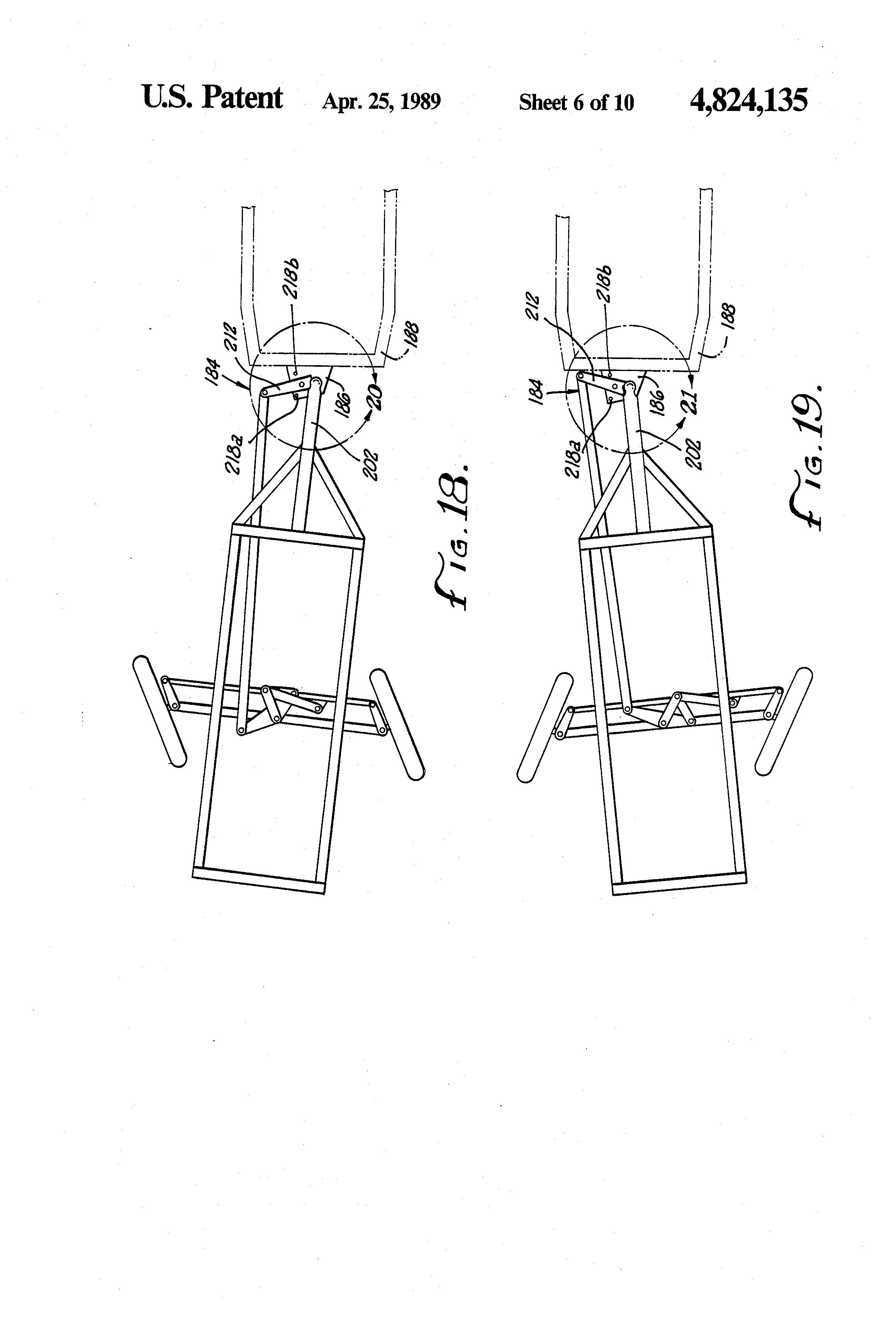 patent us4824135