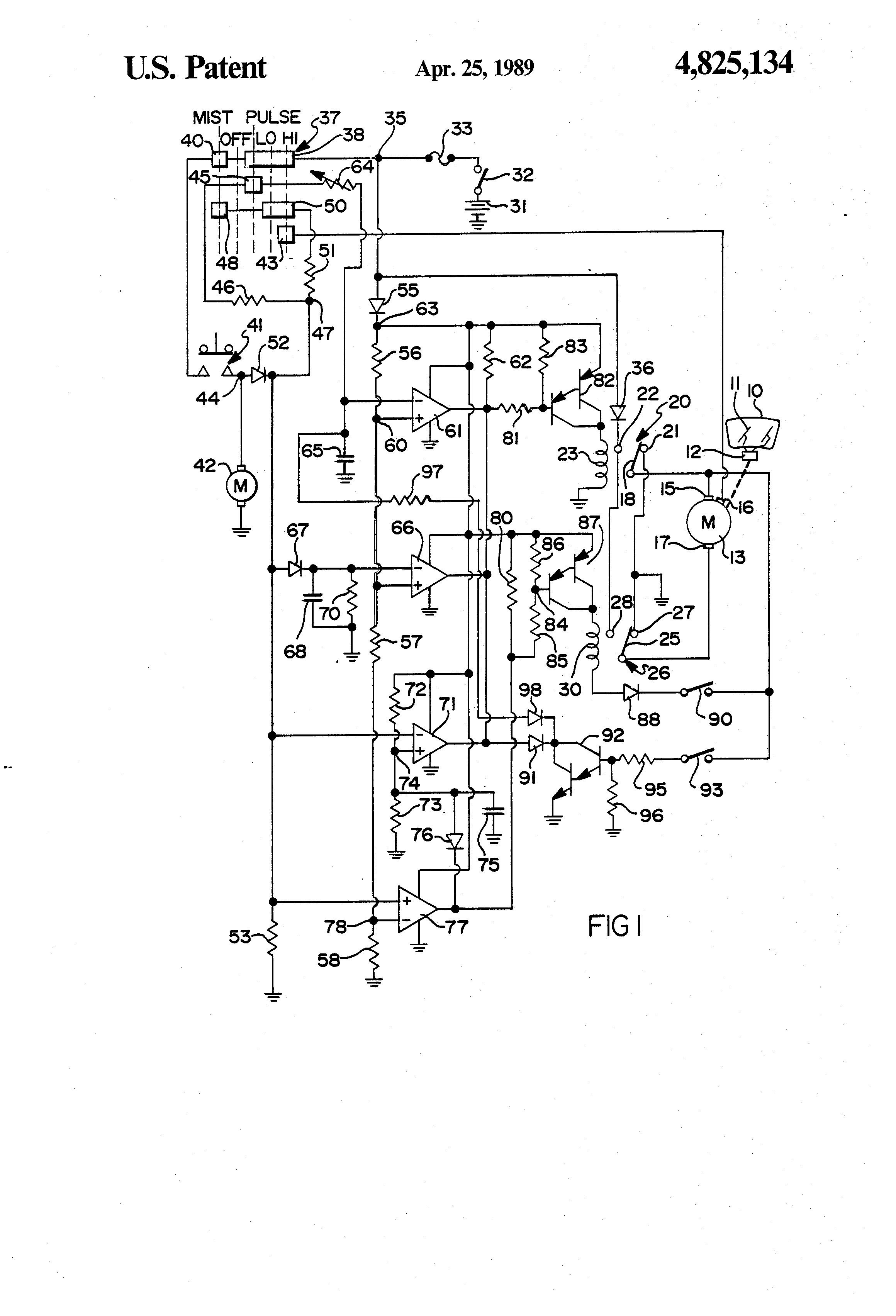 patent us4825134