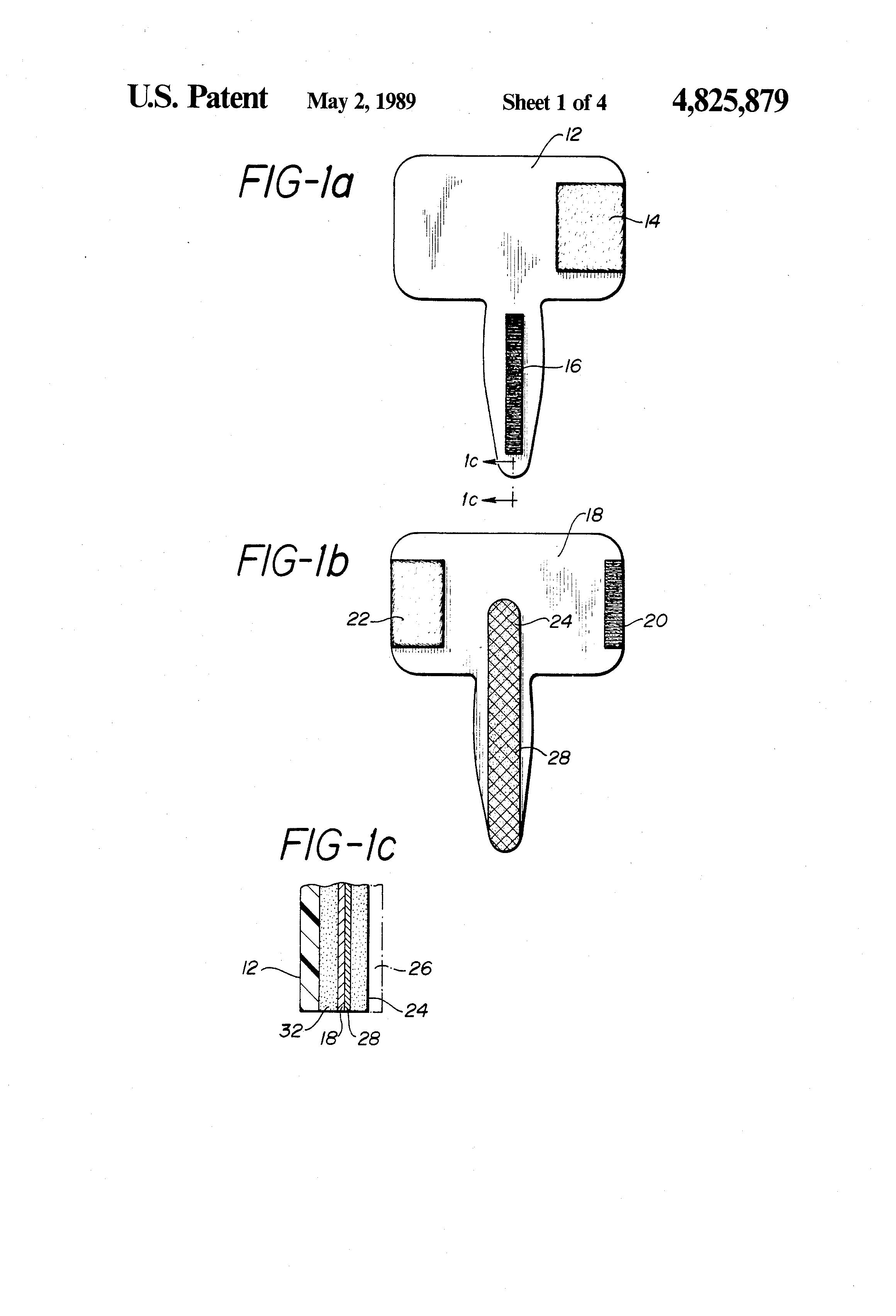 pulse oximeter sensor