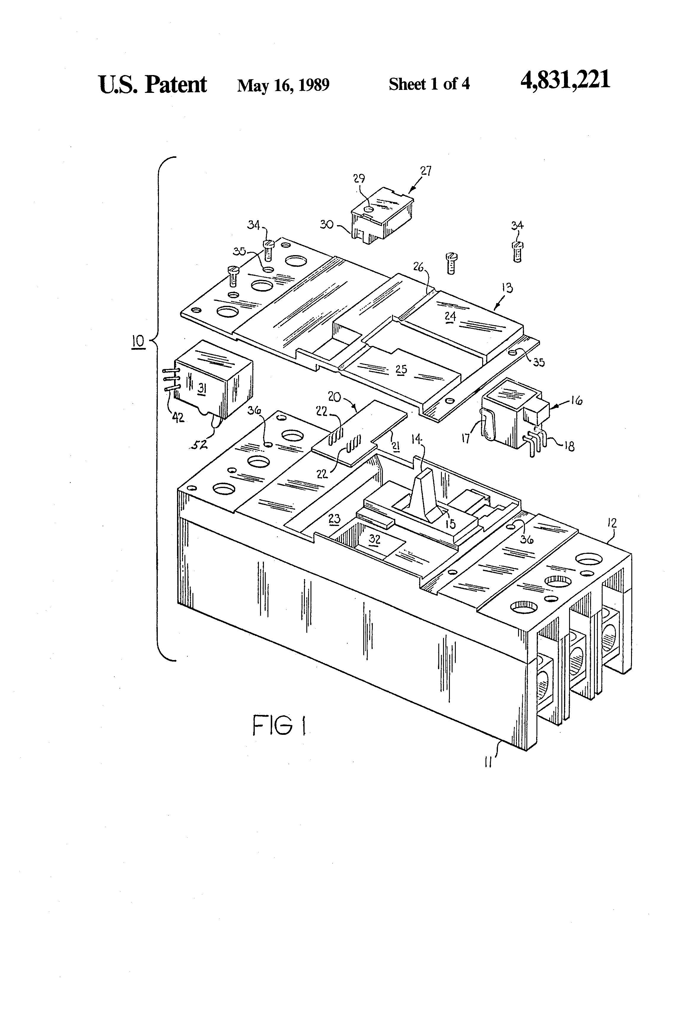 patent us4831221