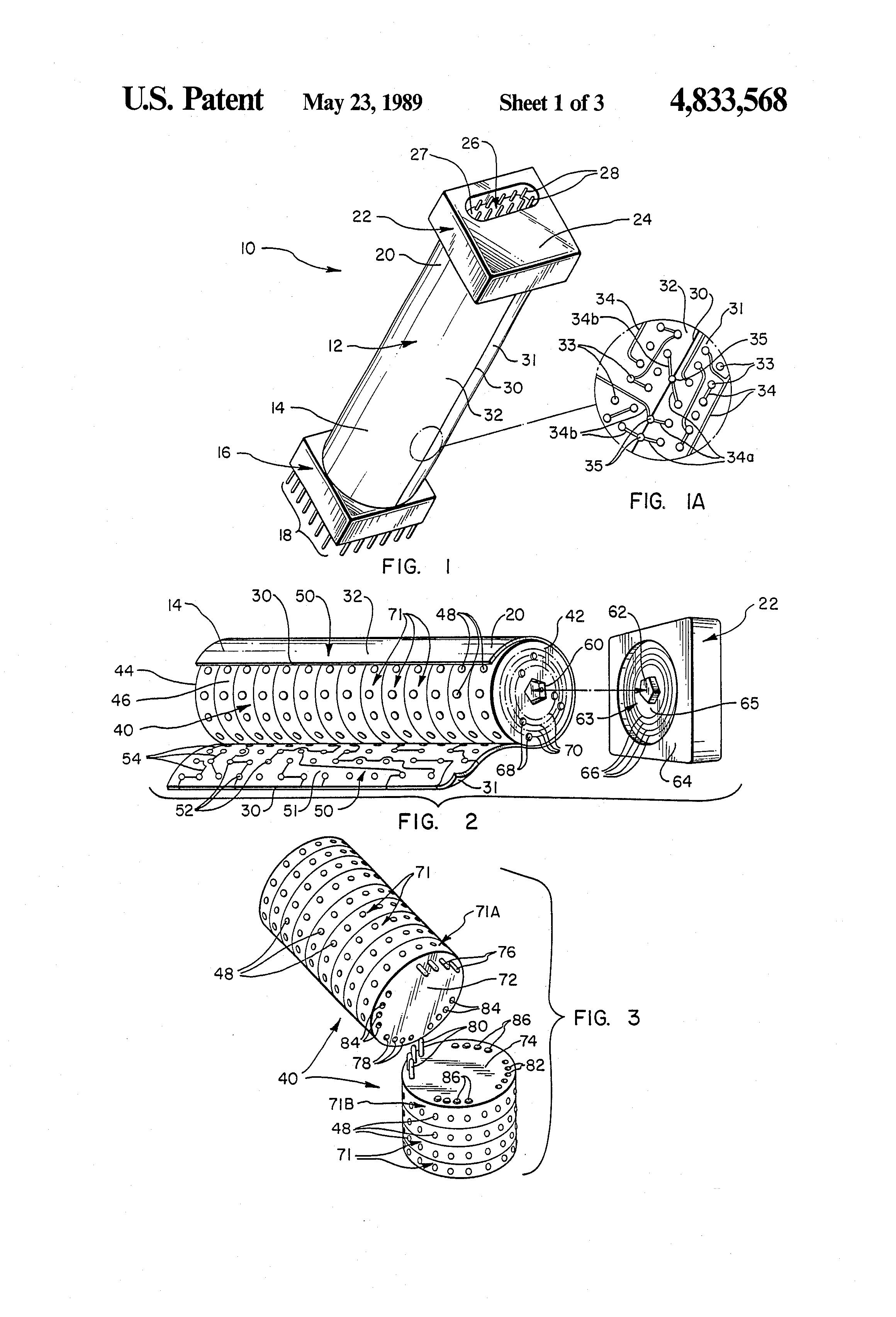 patent us4833568