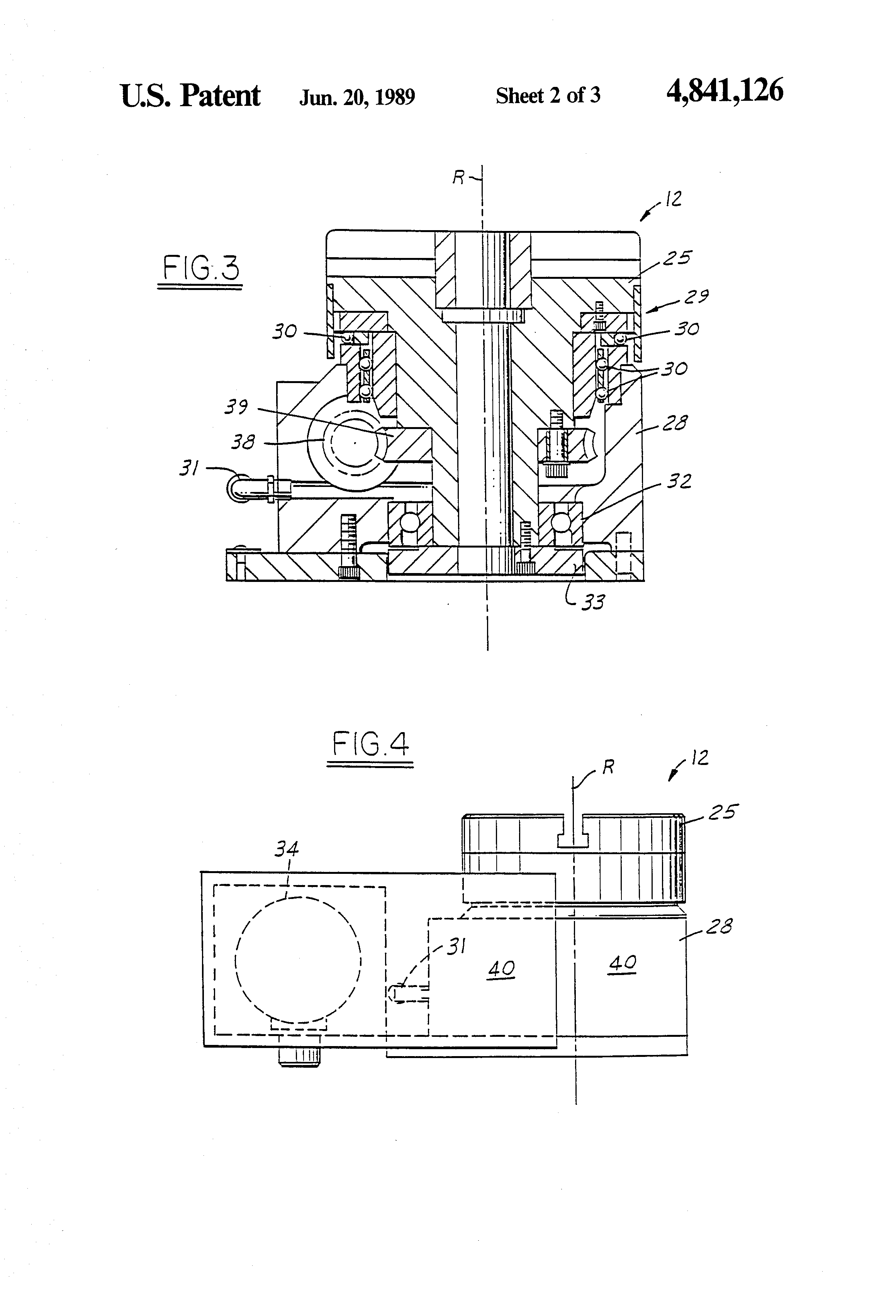US4841126 2 patent us4841126 rotary table wire edm machine google patents  at eliteediting.co