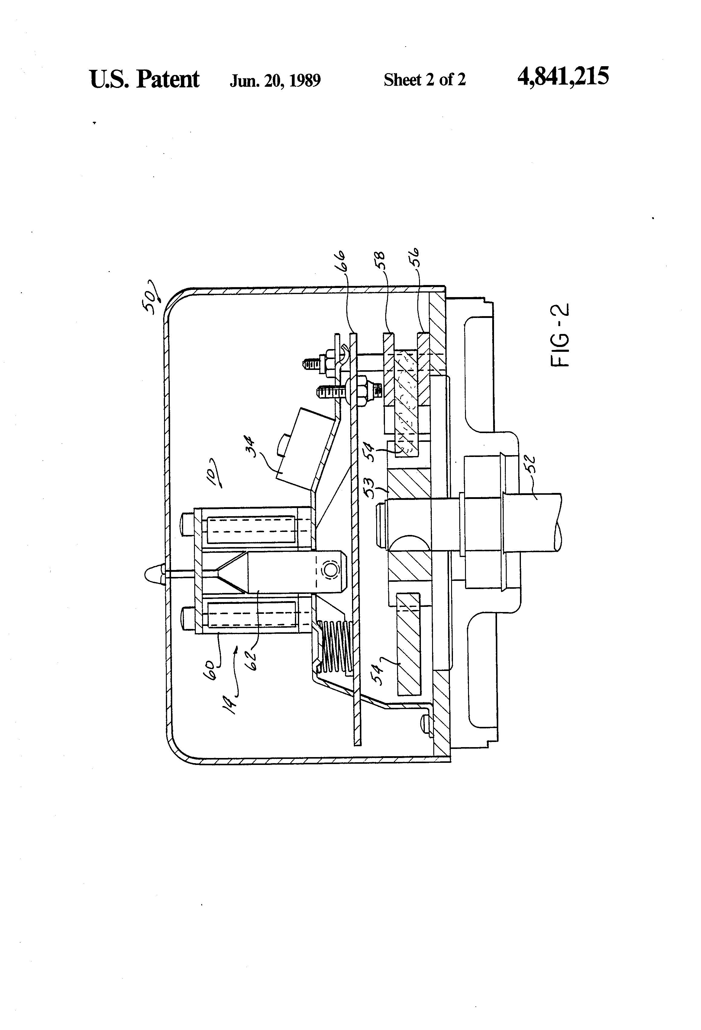 patent us4841215 d c solenoid control circuit google patents patent drawing