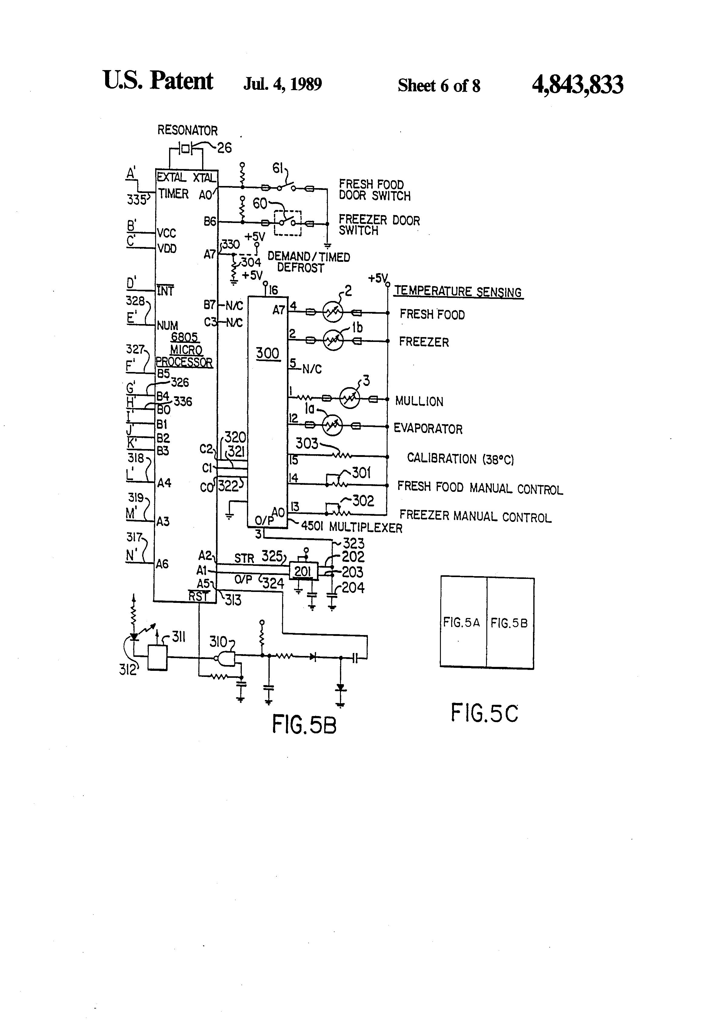 defrost termination fan delay switch wiring diagram ewiring