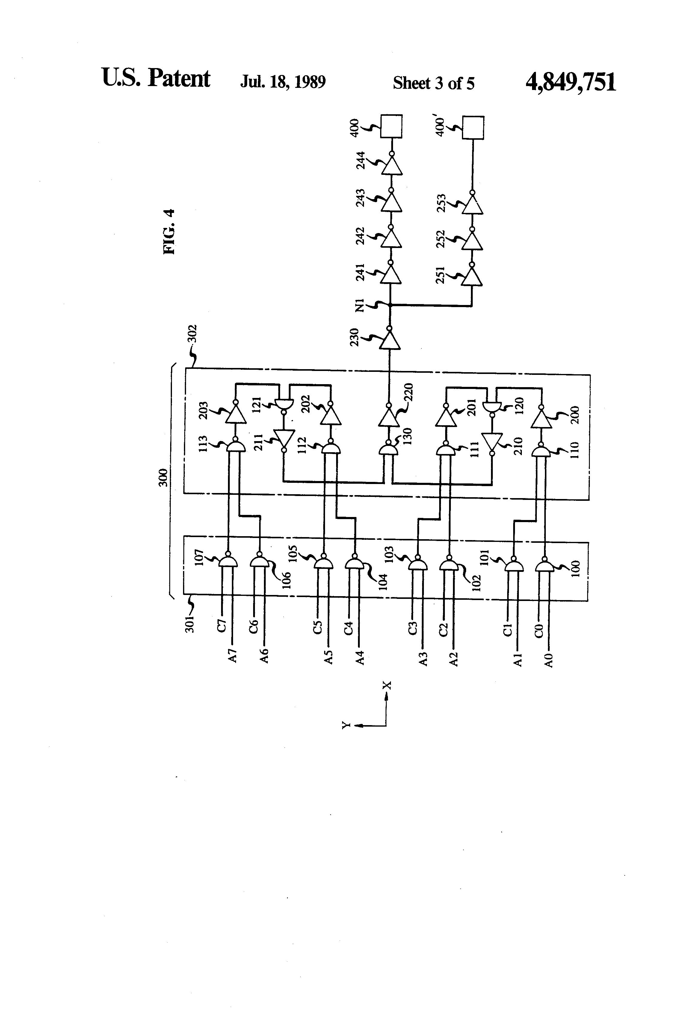 patent us4849751