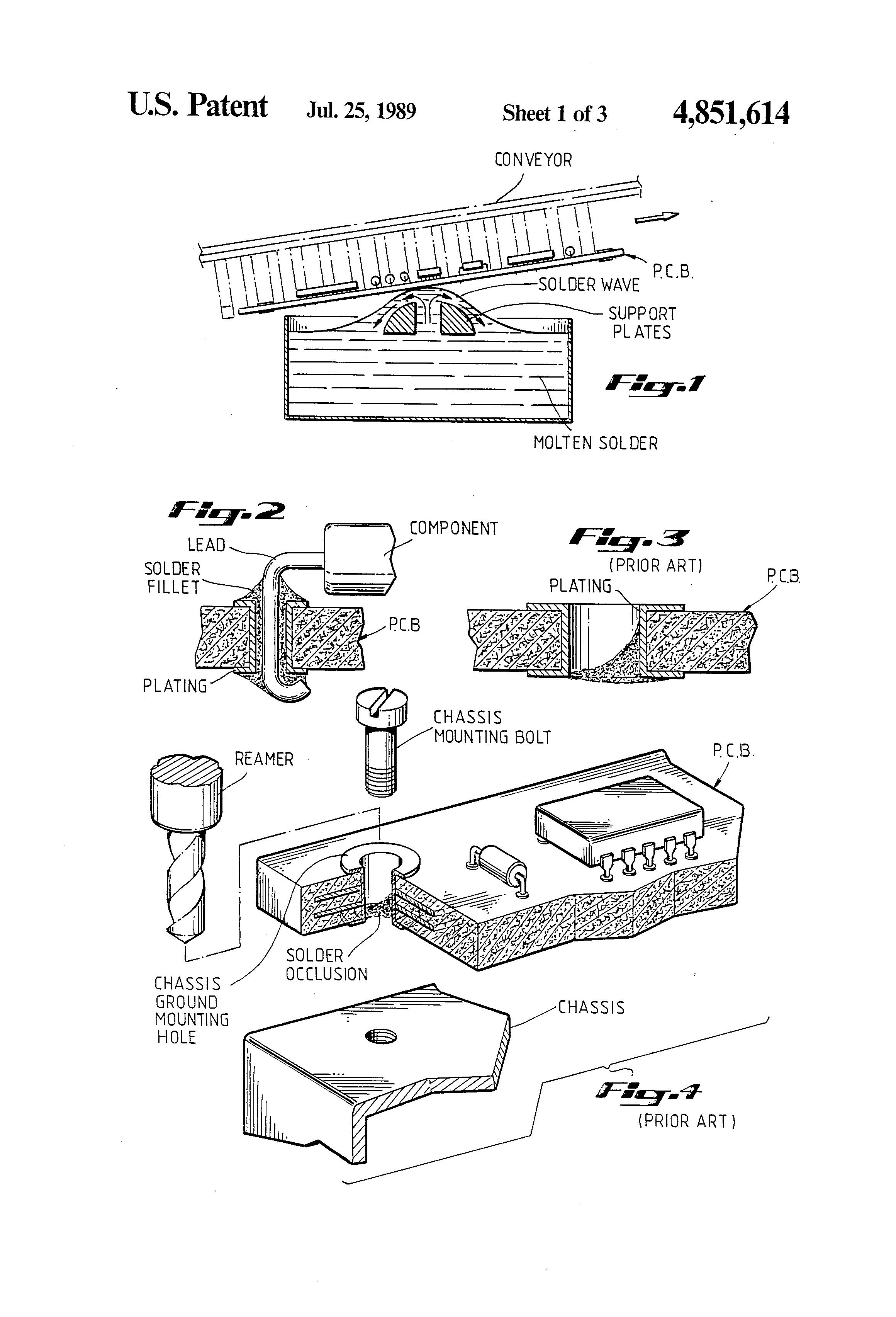 patent us4851614
