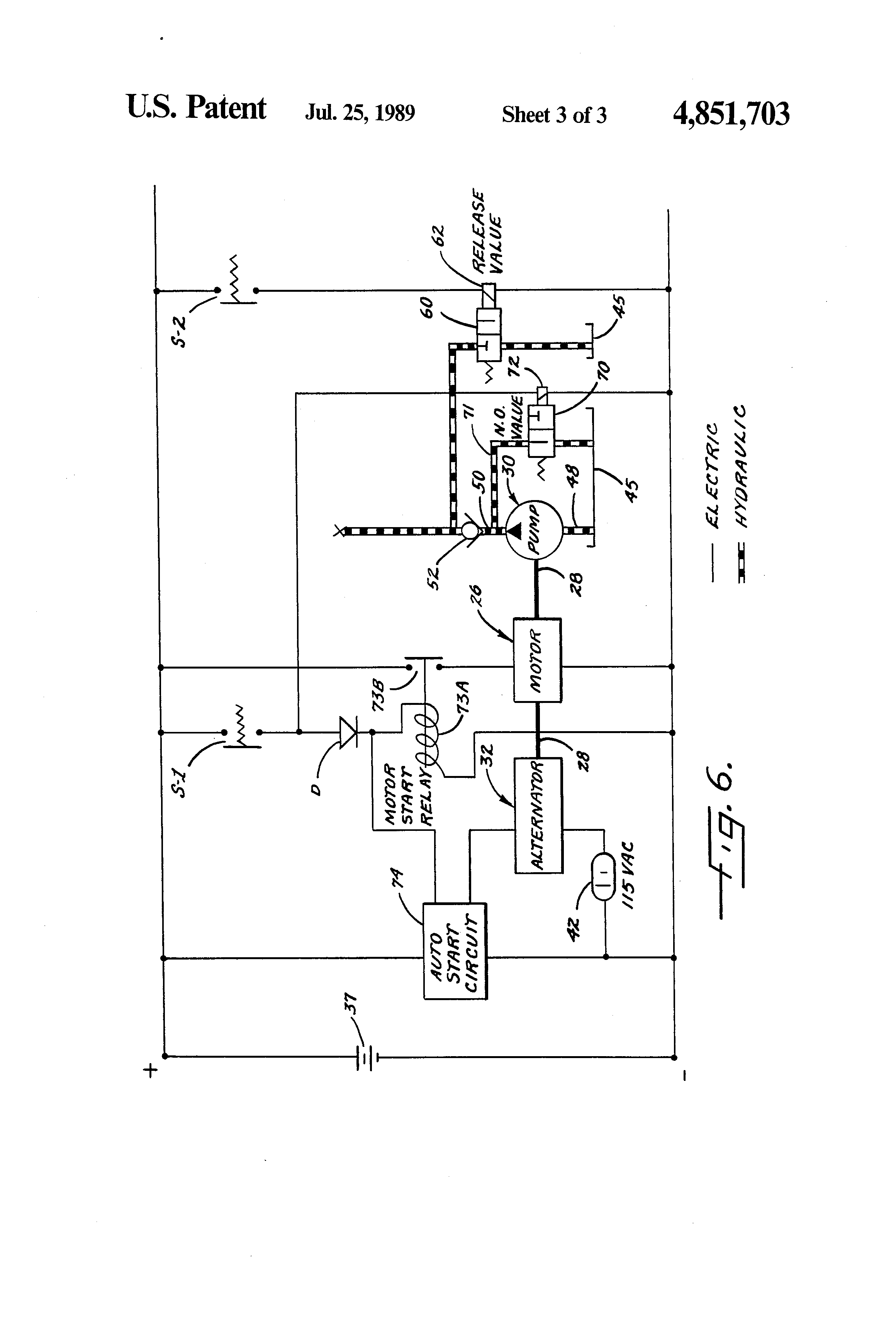 US4851703 3 patent us4851703 electro hydraulic power pack google patents Grove Lifts Wiring Schematics at panicattacktreatment.co