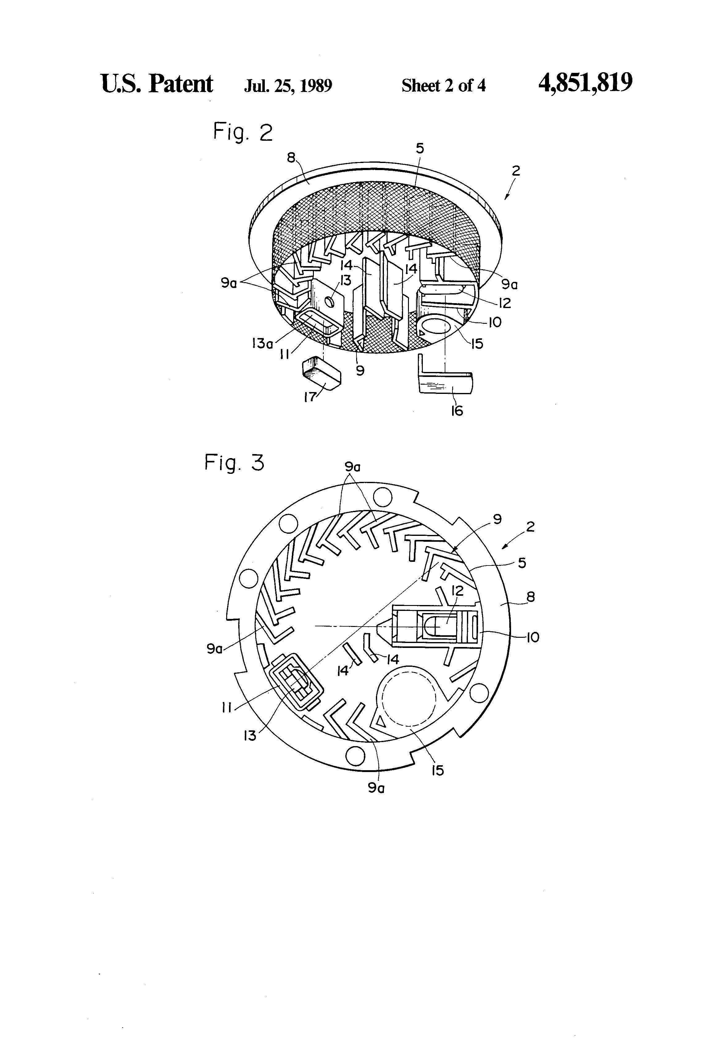 patent us4851819