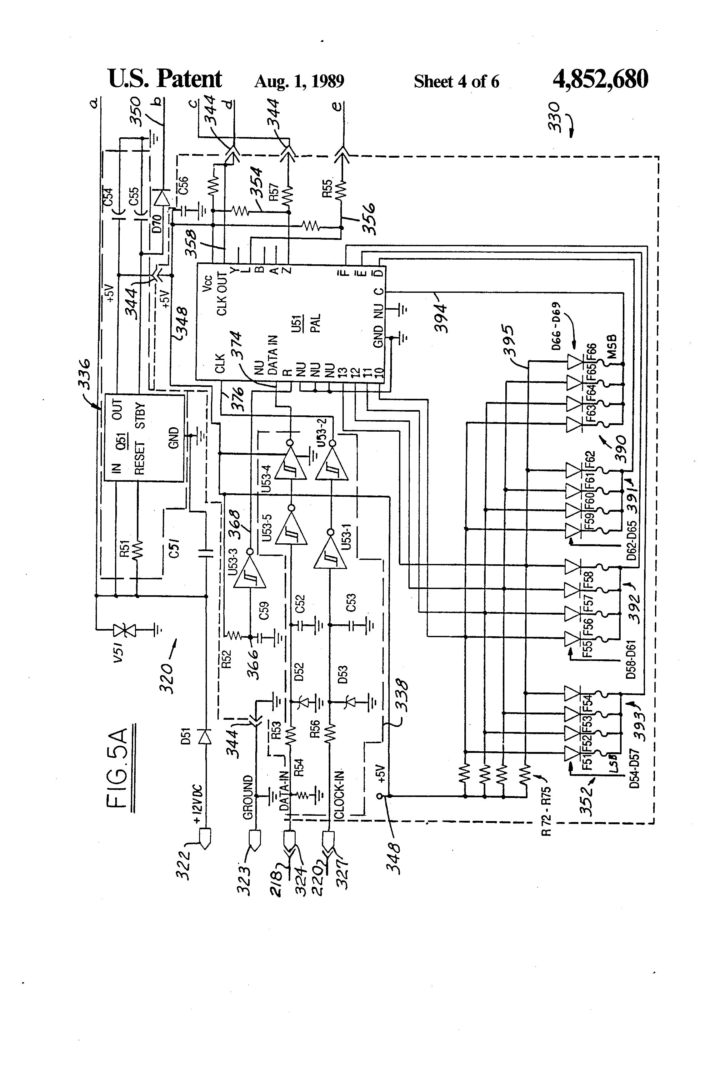 Fuel Pump Diagram