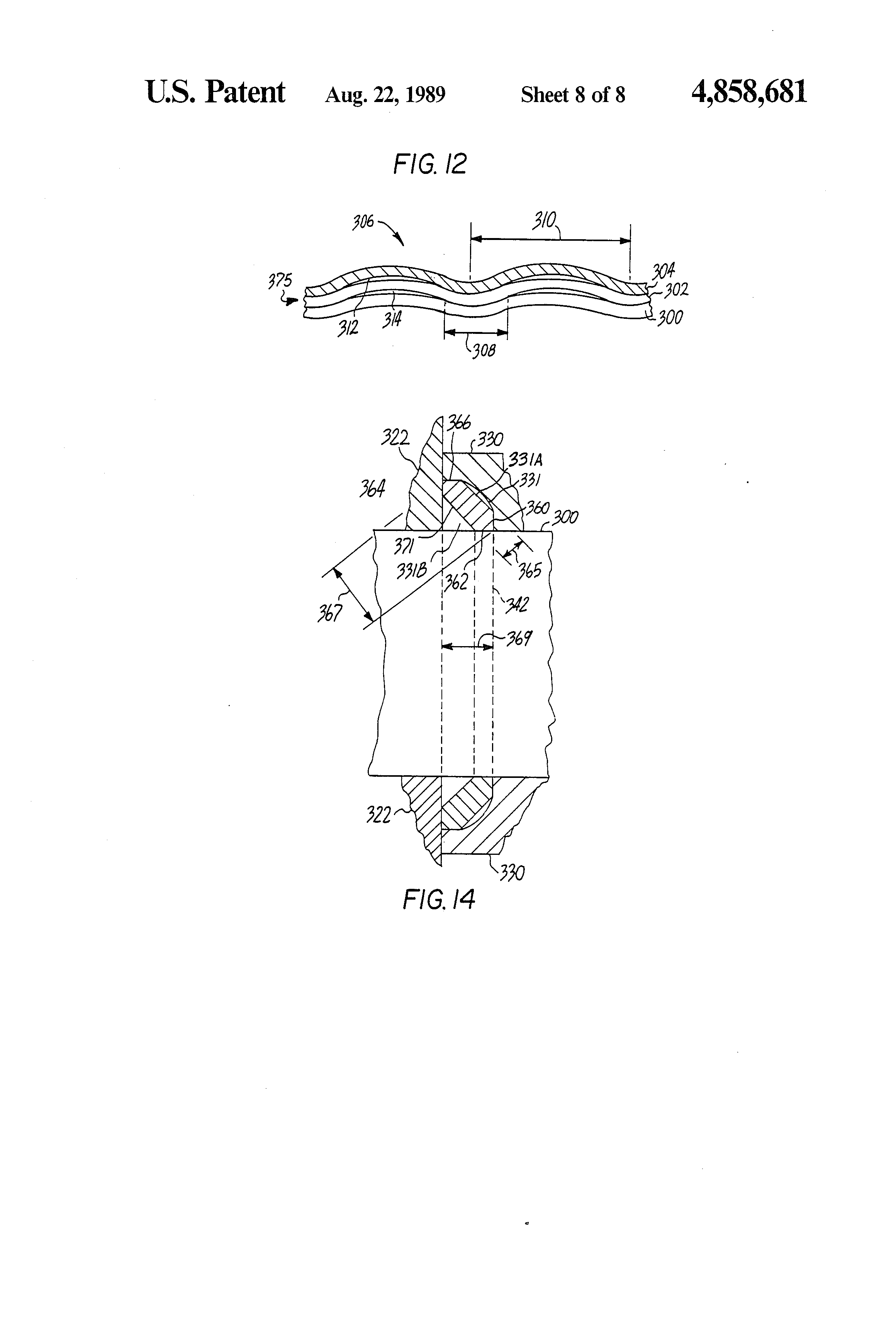 Patent US Shell and tube heat exchanger Google Patents