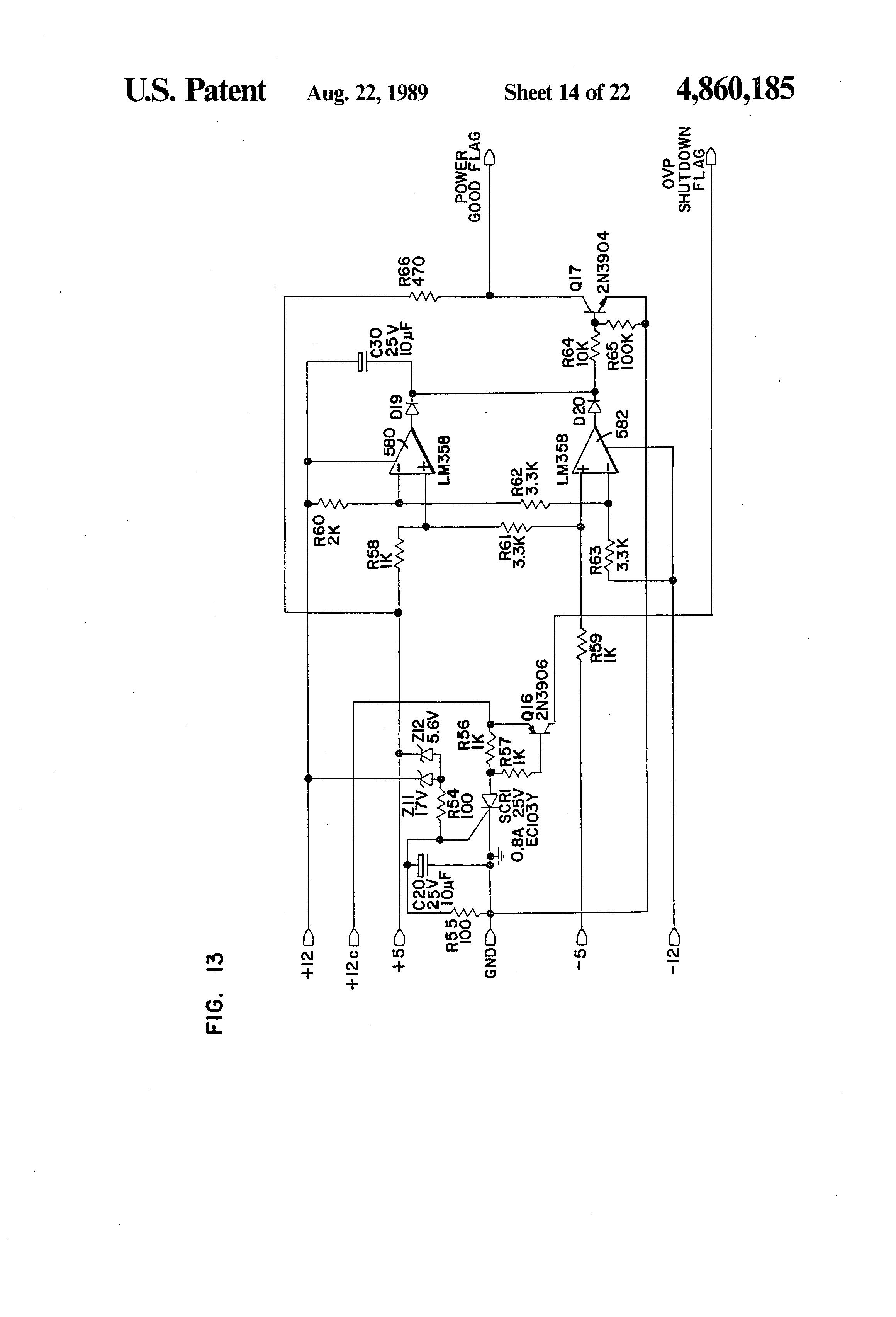 patent us4860185