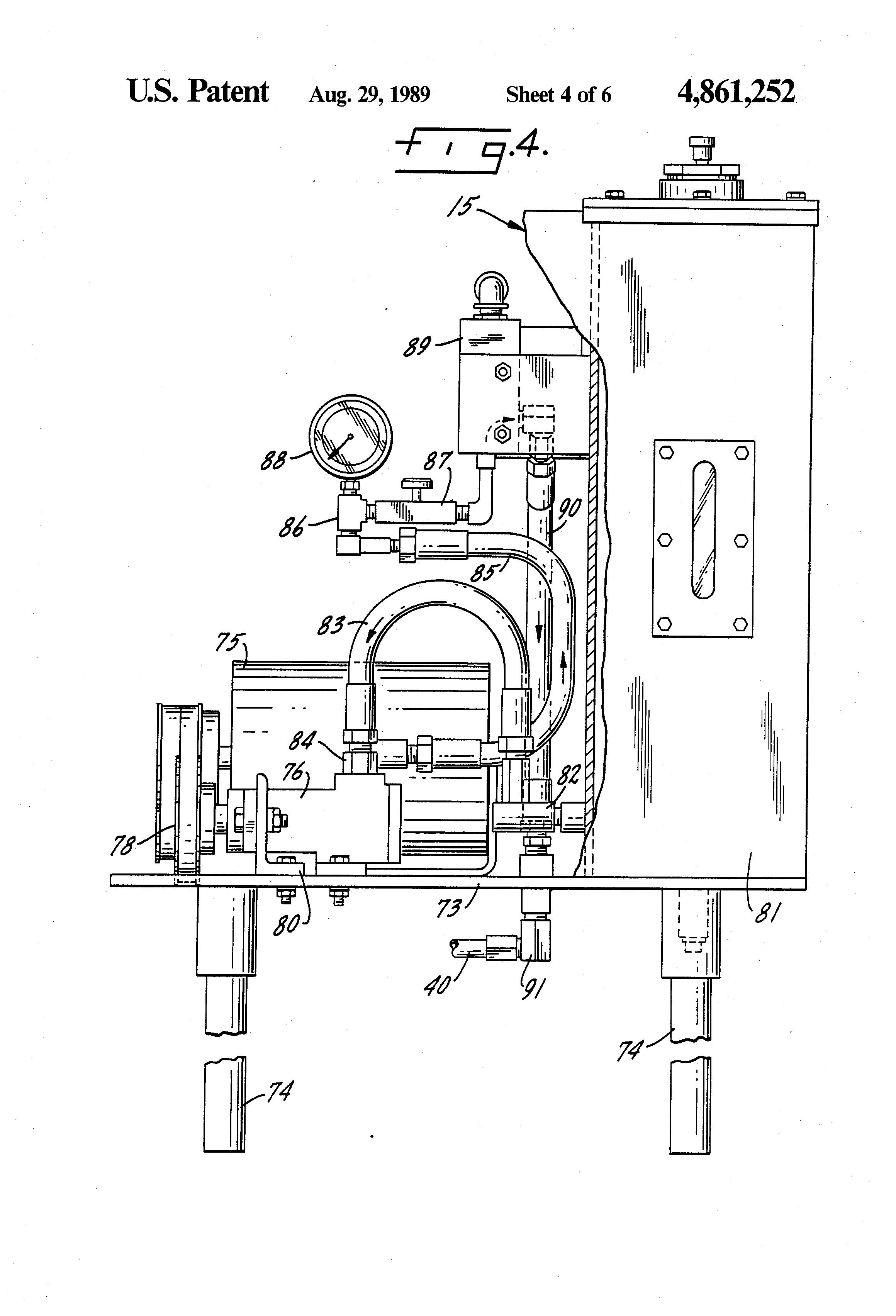 Bauer vibrator amplitude