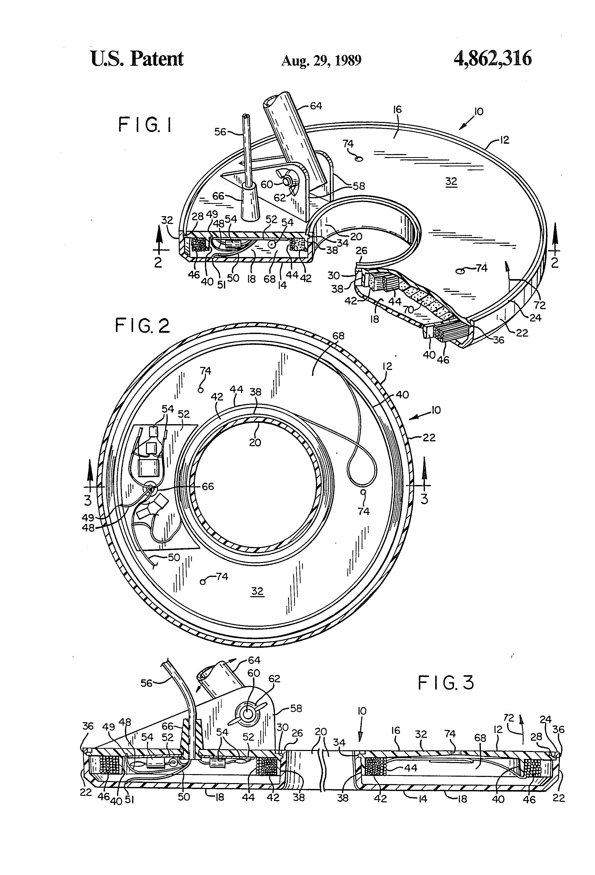 patent us4862316