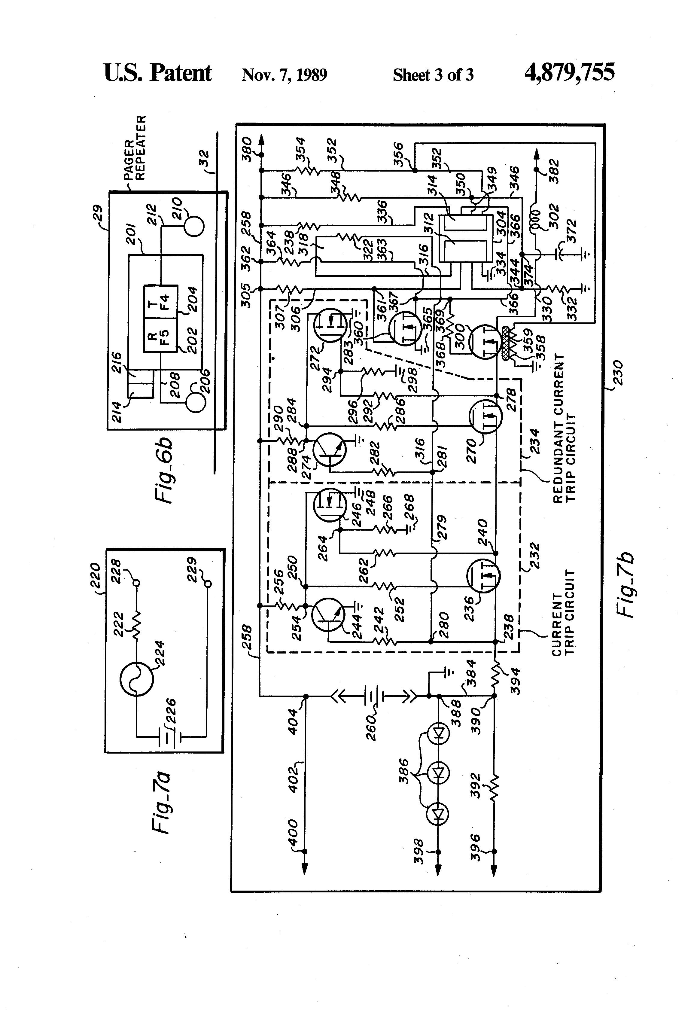 patent us4879755 - medium frequency mine communication system