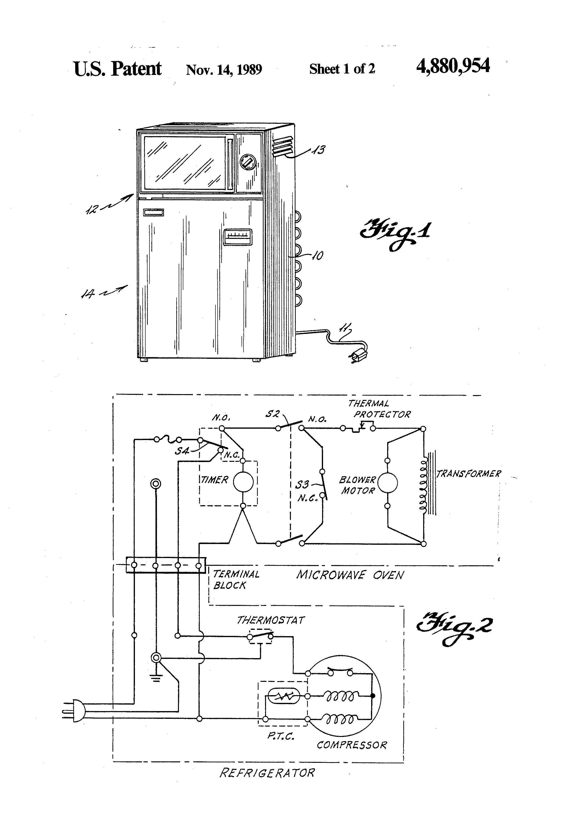 Patent Us4880954