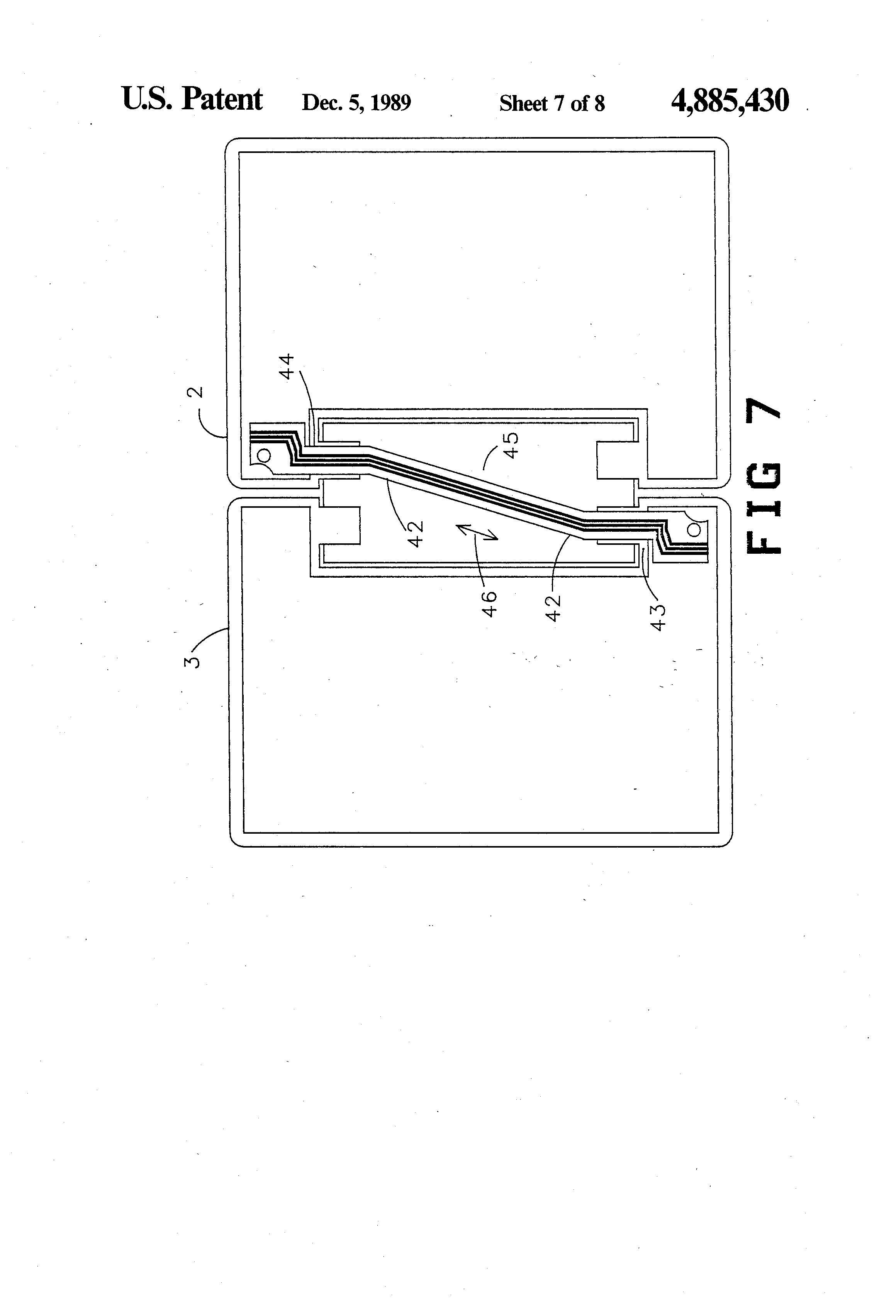 patent us4885430