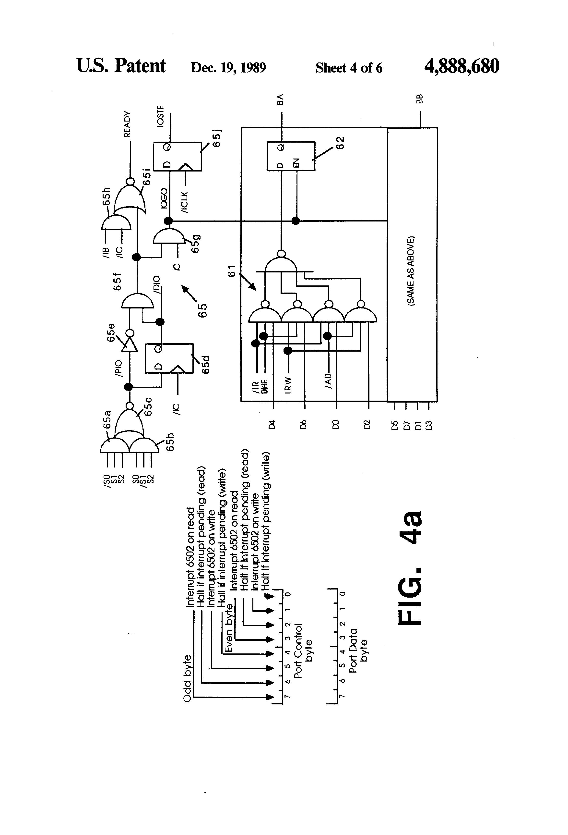 patent us4888680