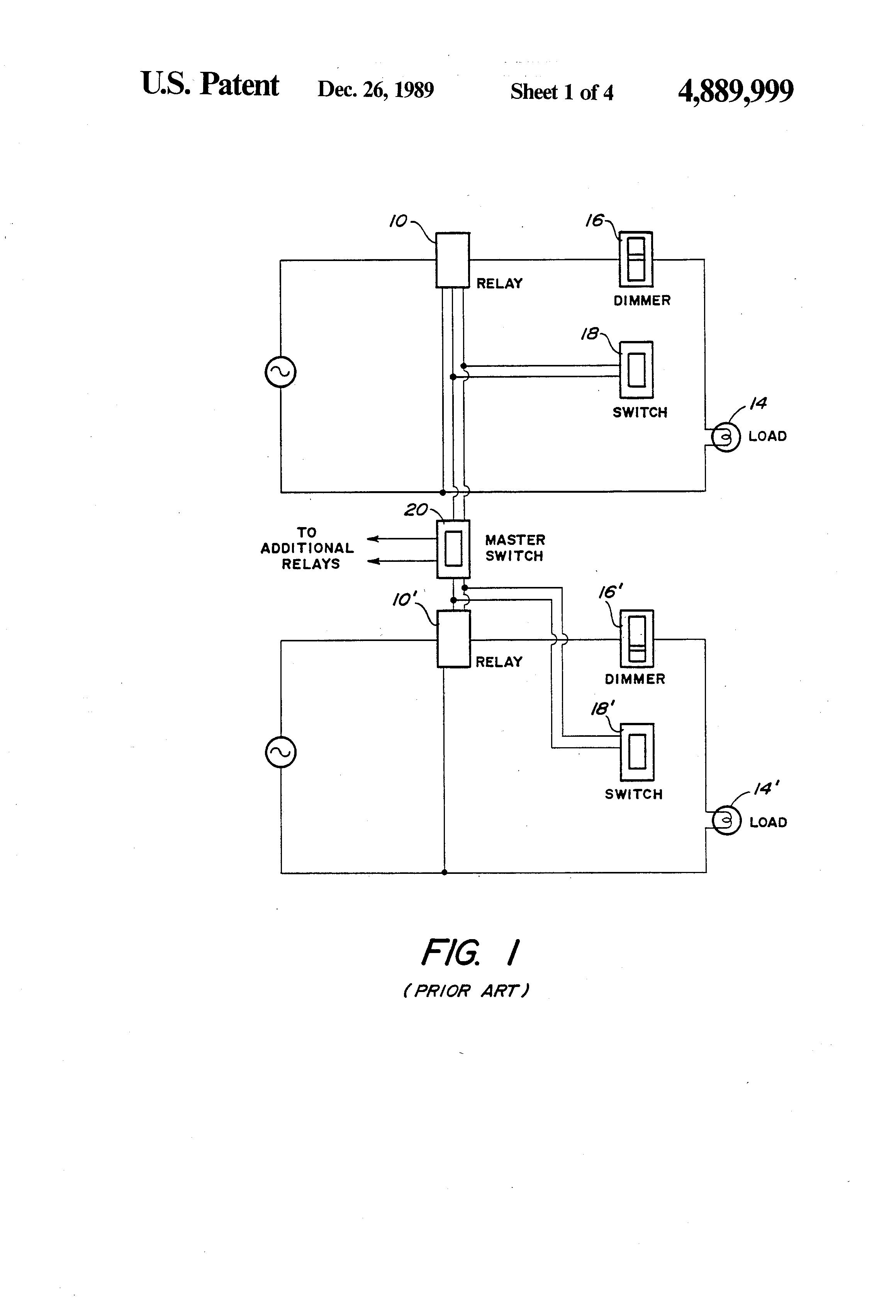 US4889999 1 lightolier wiring diagram nuheat wiring diagram \u2022 wiring diagram lightolier easyset dimmer wiring diagram at bayanpartner.co