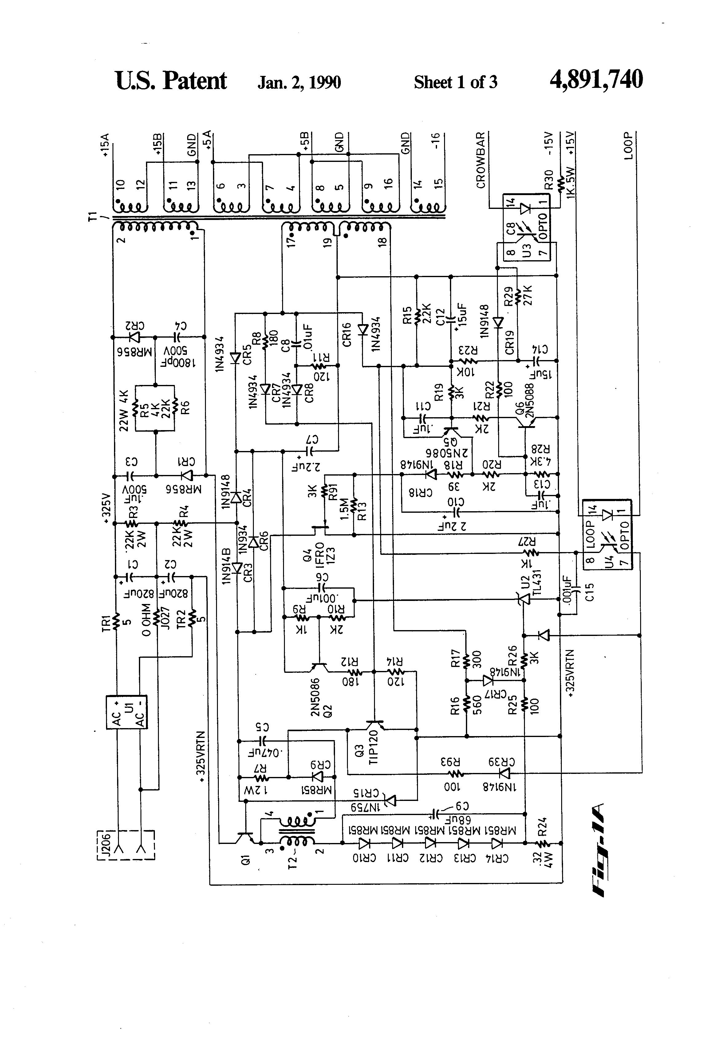 Astec Power Supply Schematic Diagram - Best site wiring harness