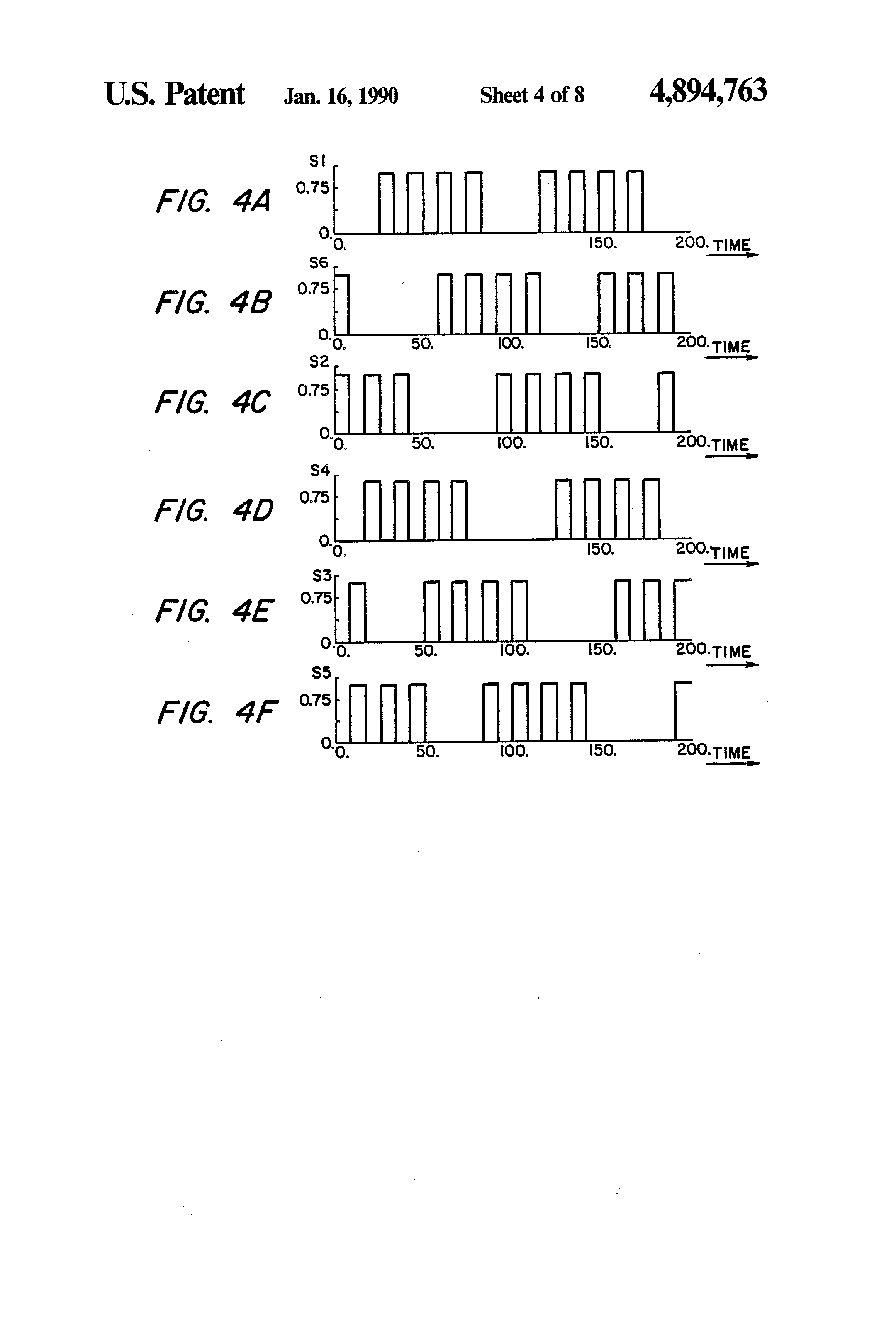 Patent Us4894763 Ac Converter Using Switches In A Dc Link Series Motor Commutation Circuit Basiccircuit Diagram Drawing