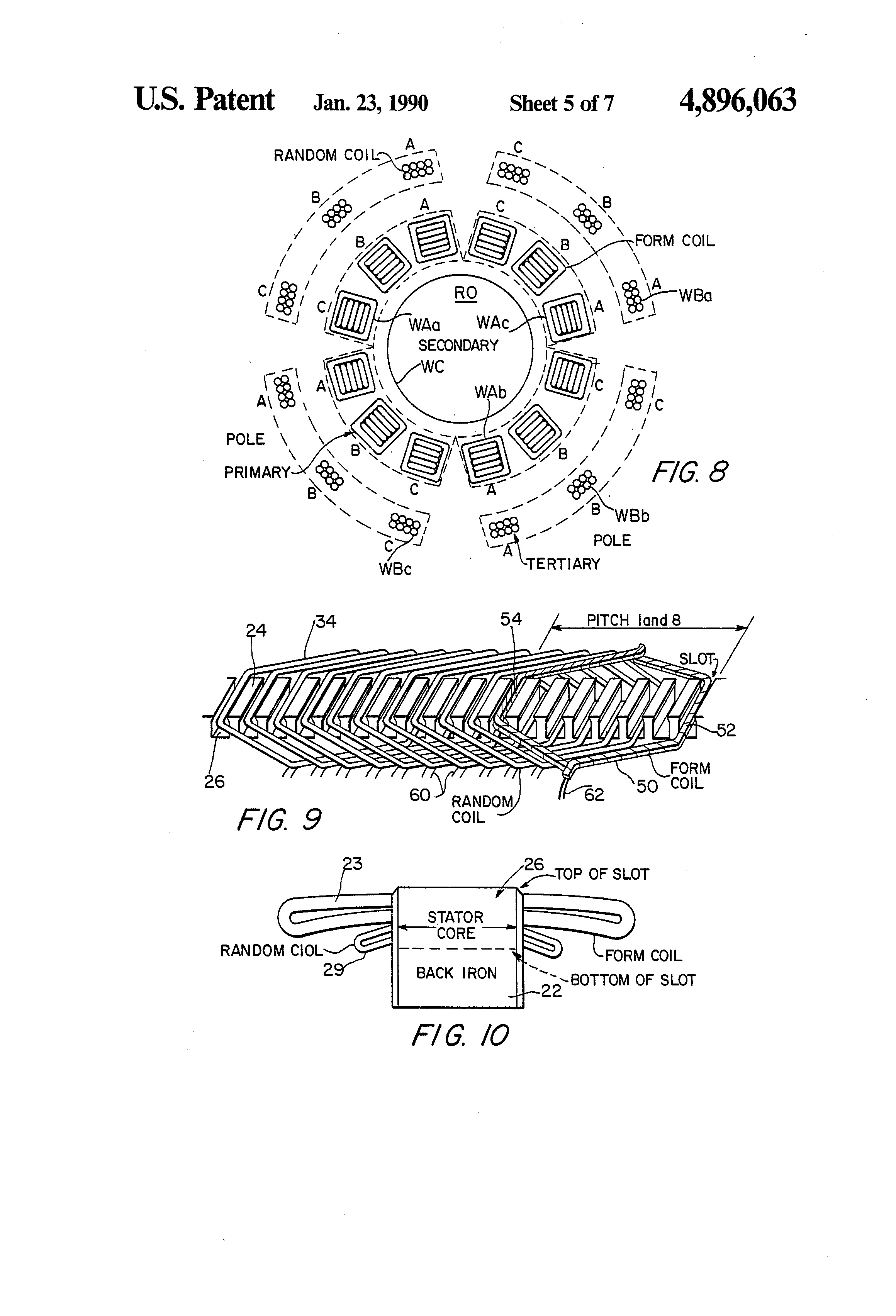 patent us4896063