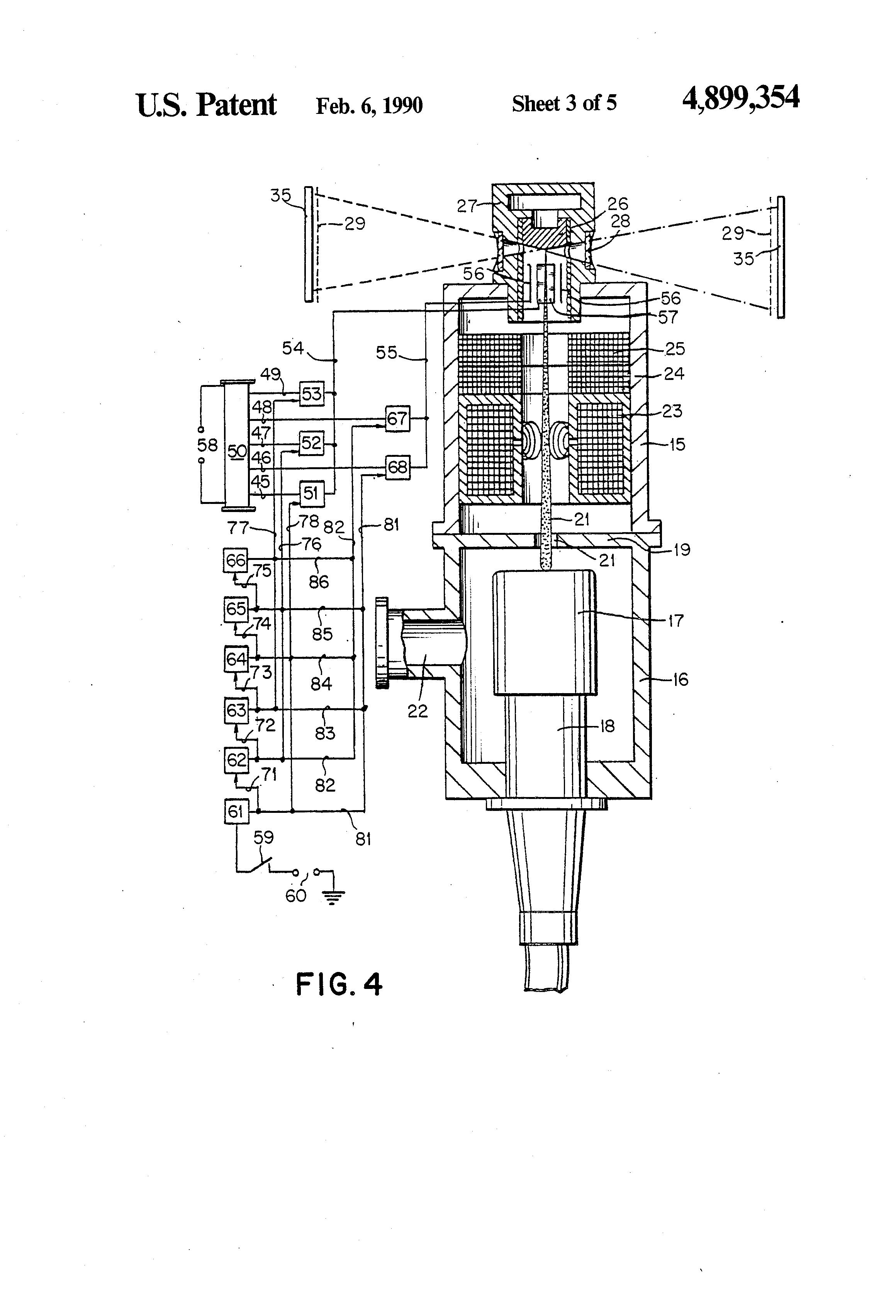patent us4899354