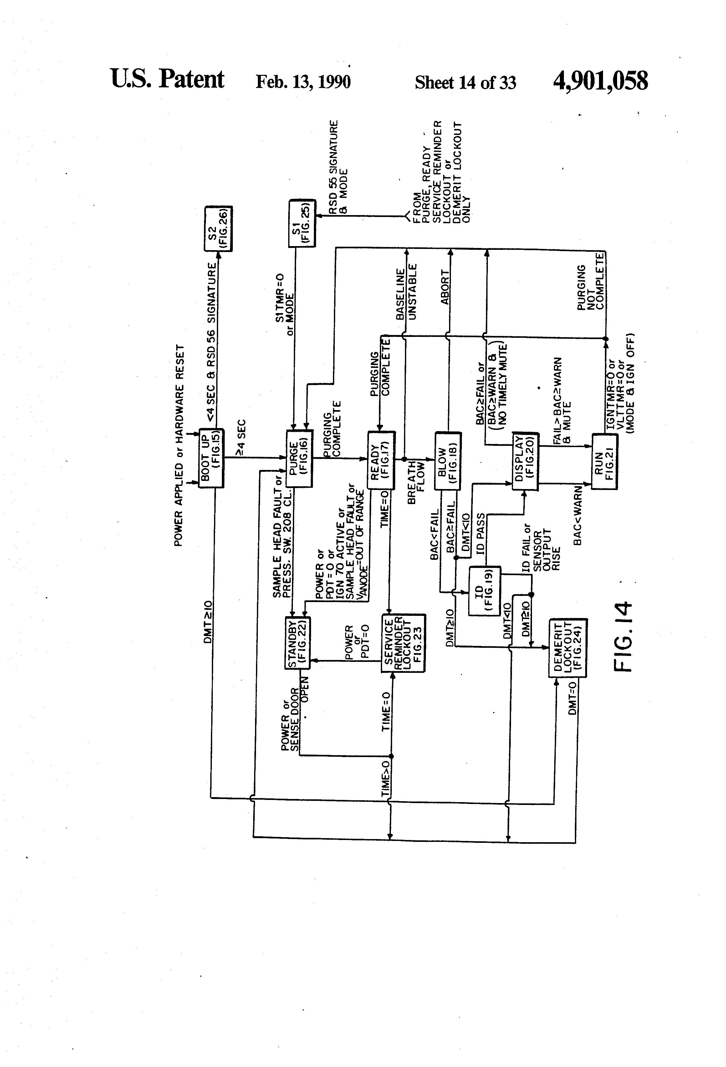 patent us4901058