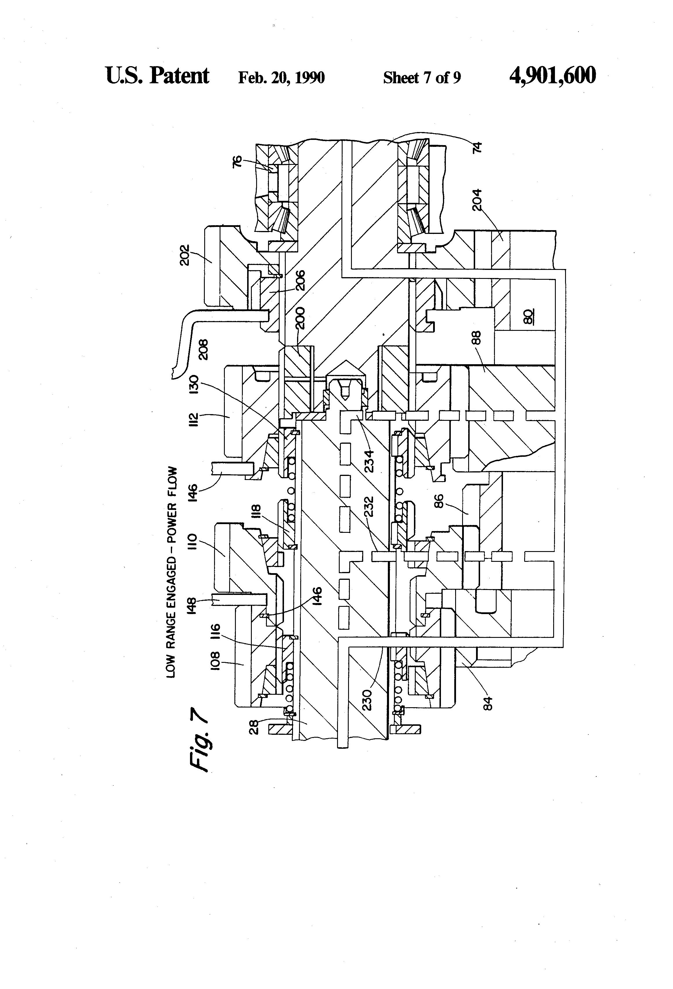patent us4901600