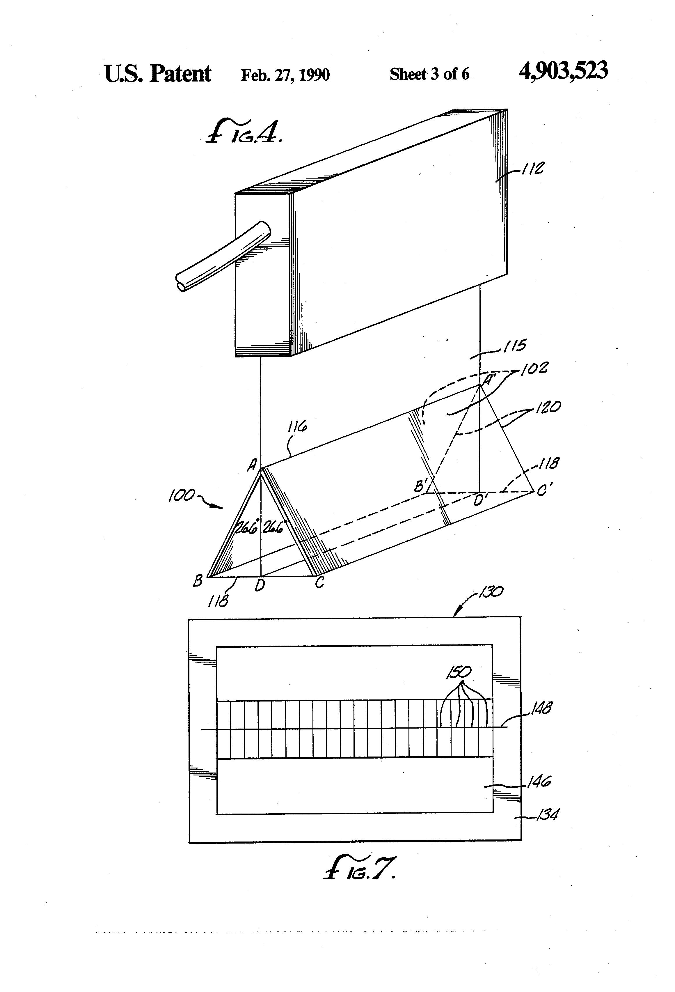 patent us4903523