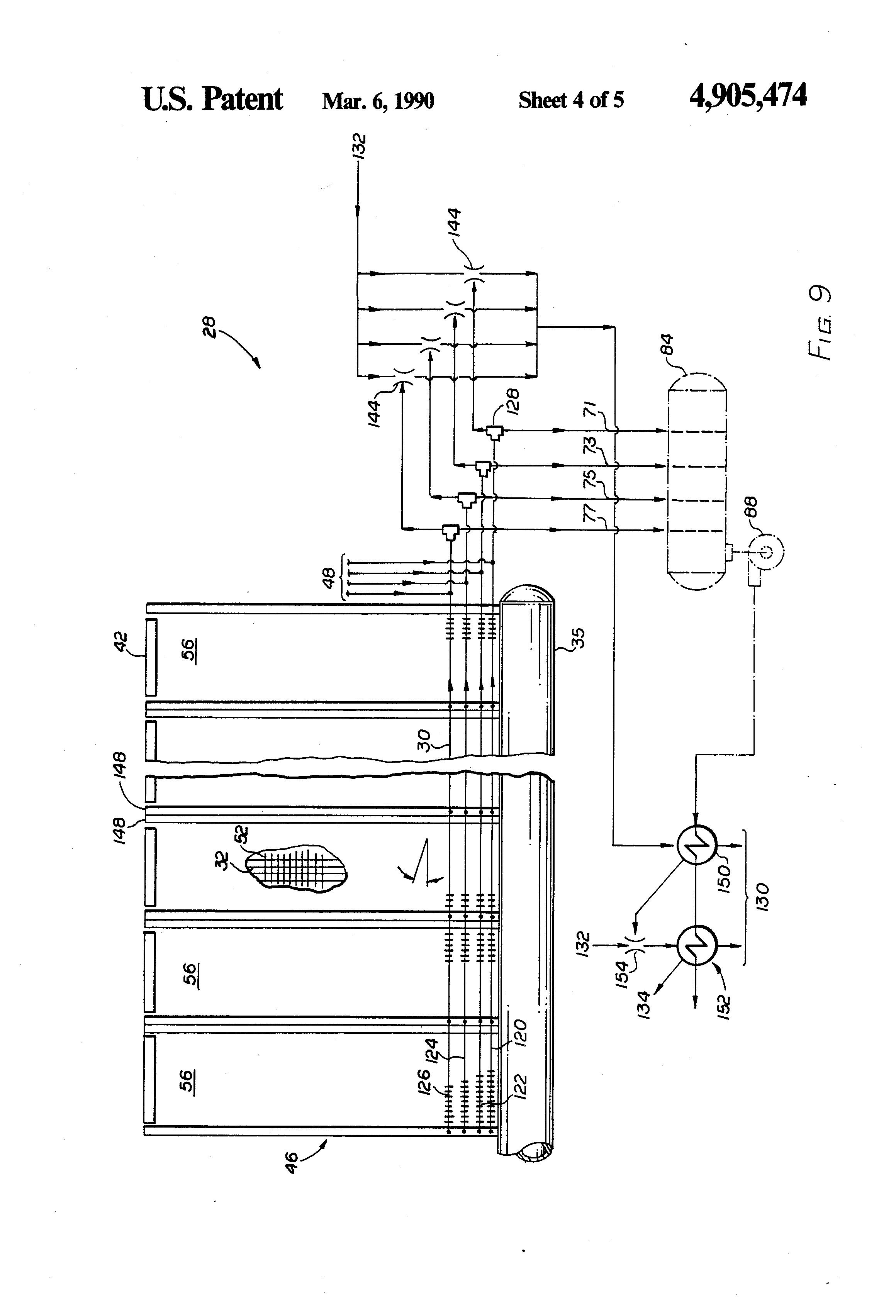 Patent US Air cooled vacuum steam condenser Google Patents