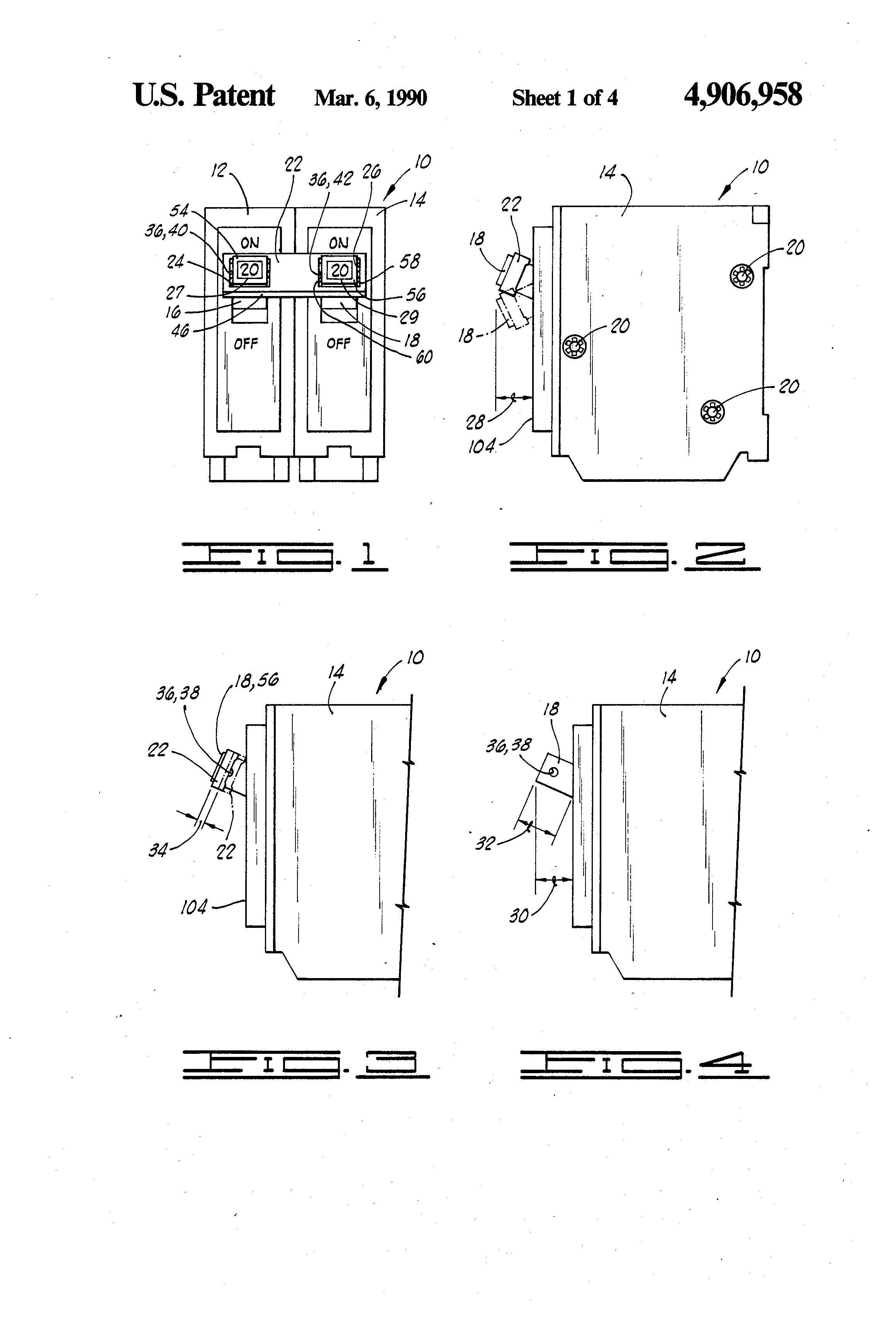 patent us4906958