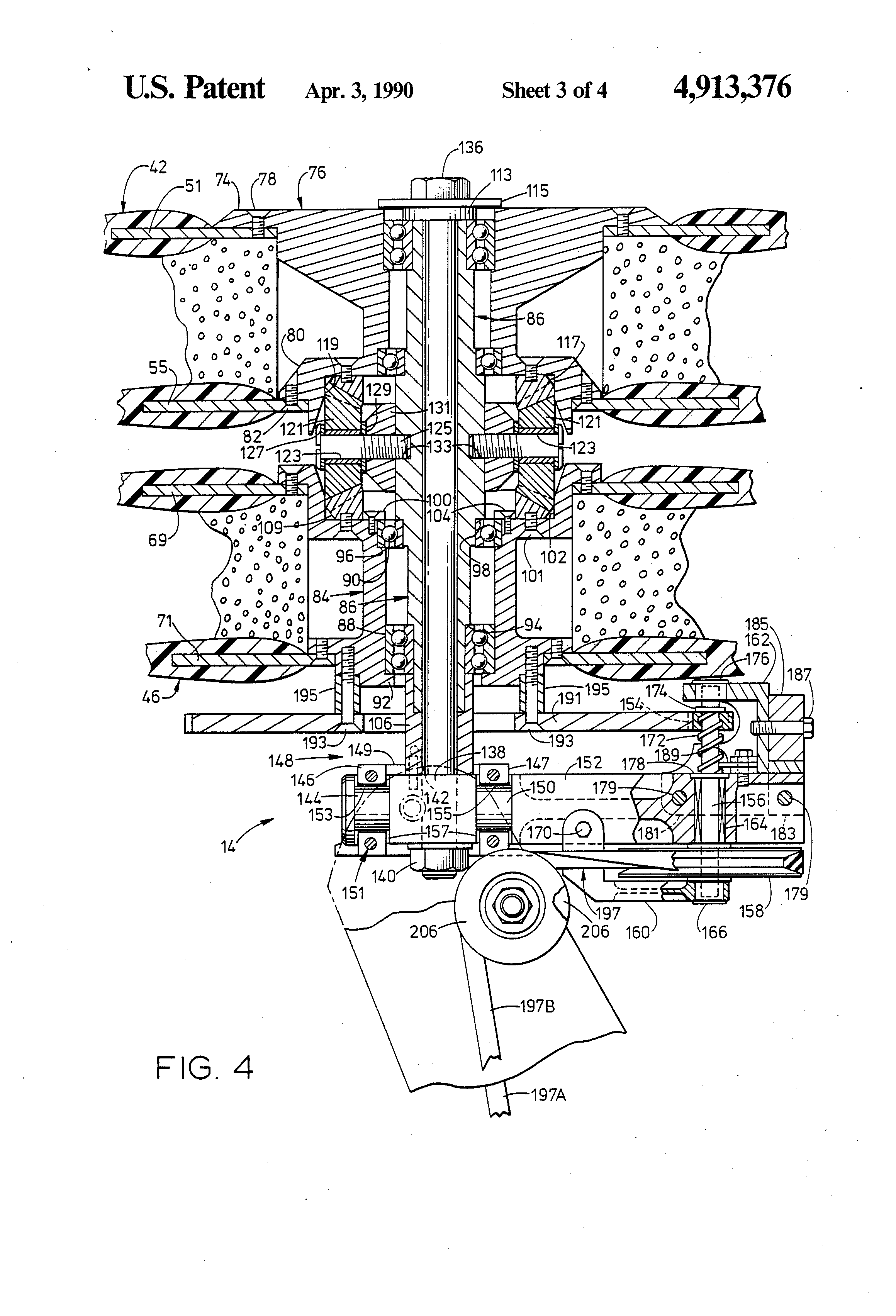 patent us4913376 vtlh autogyro google patents