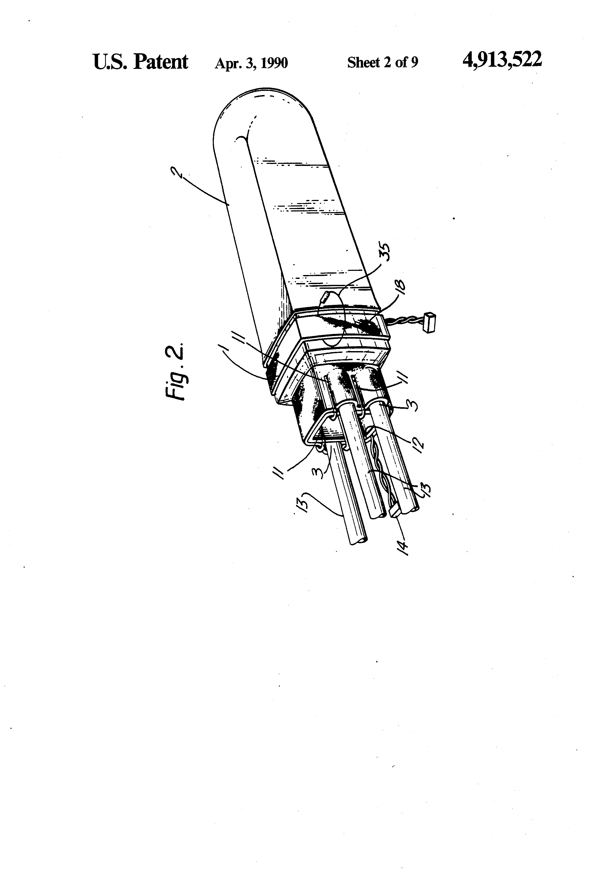 patent us4913522