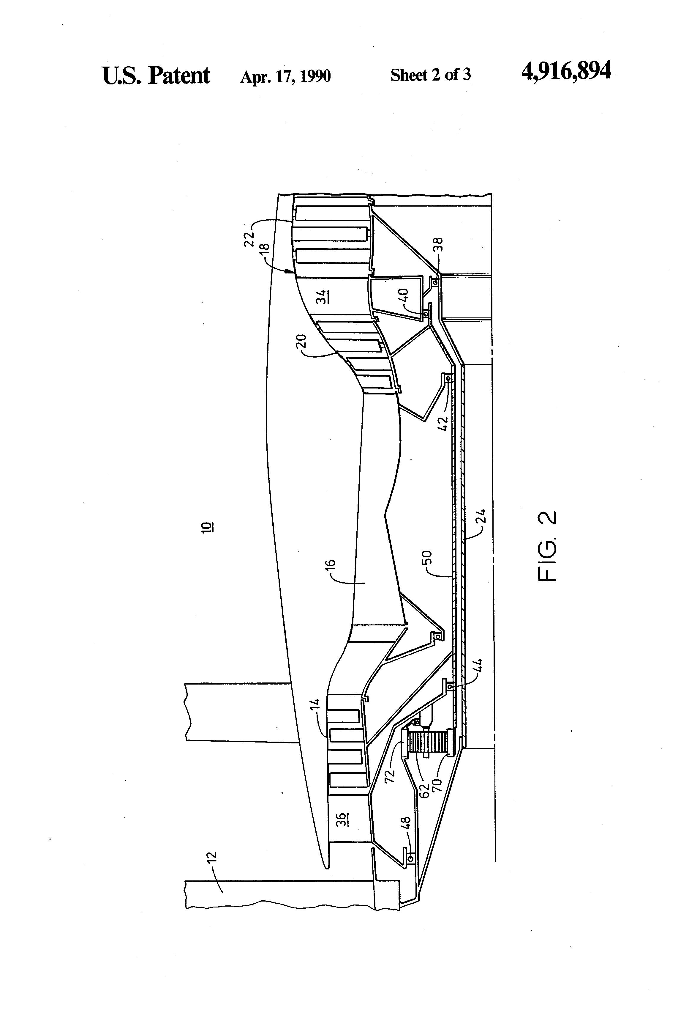 patent us4916894