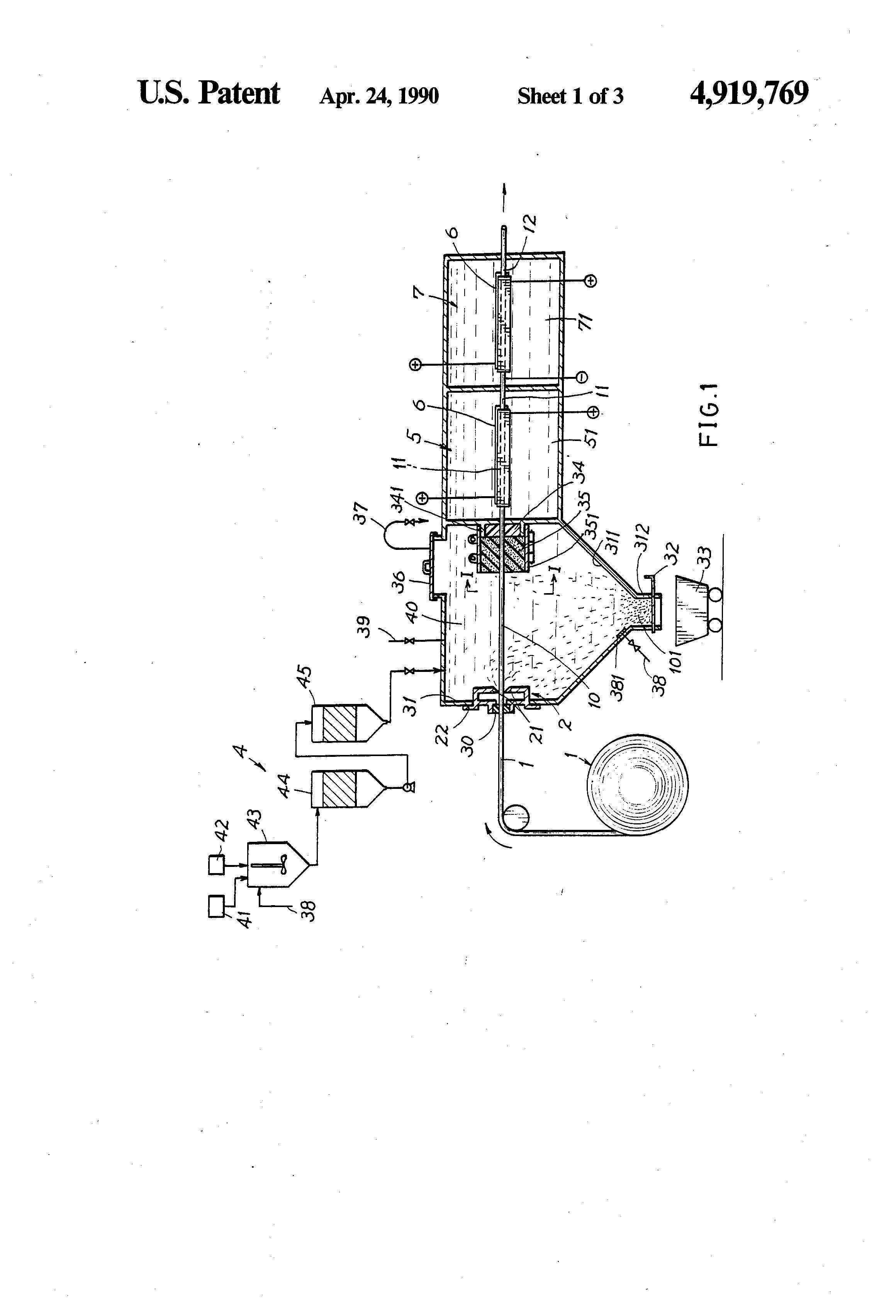 patent us4919769