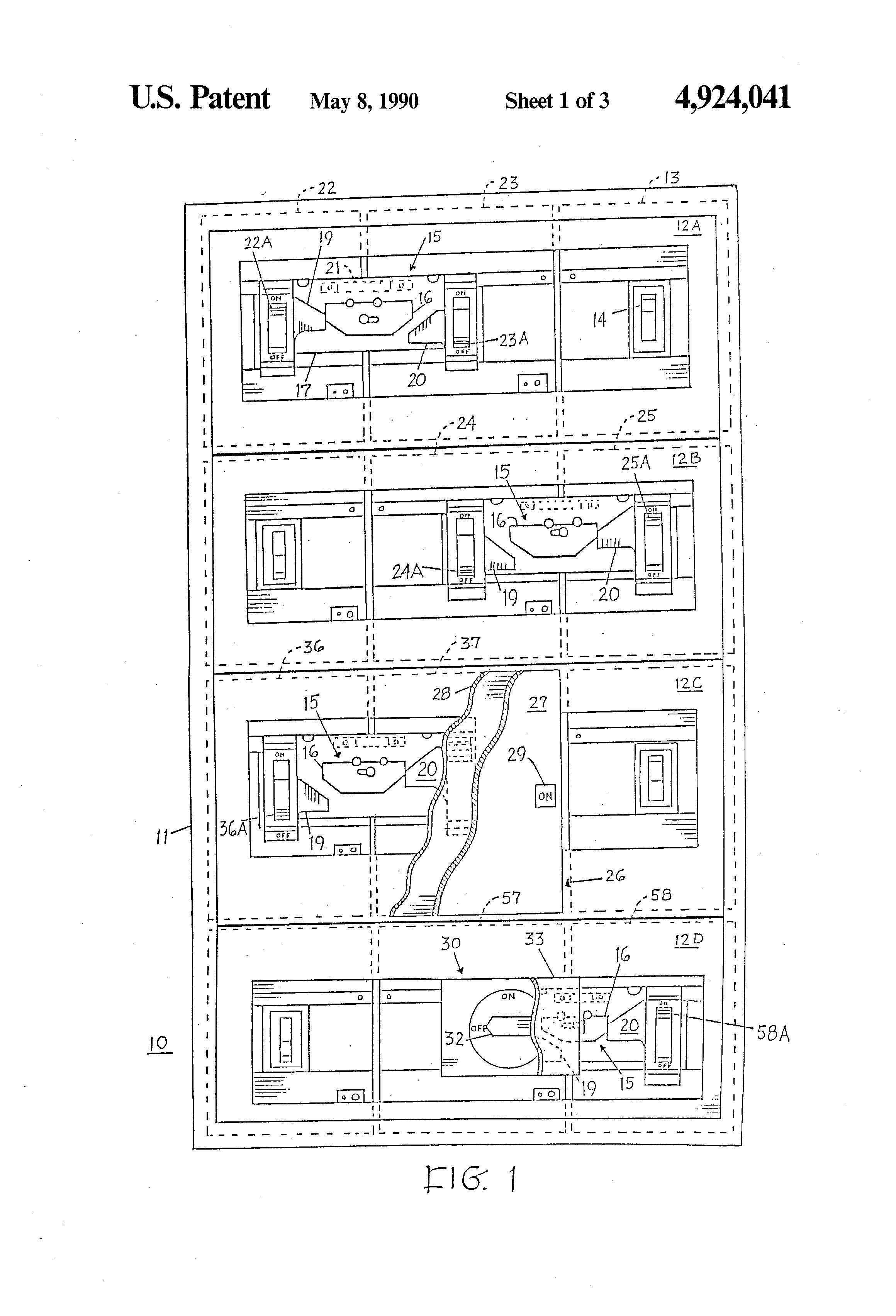 patent us4924041