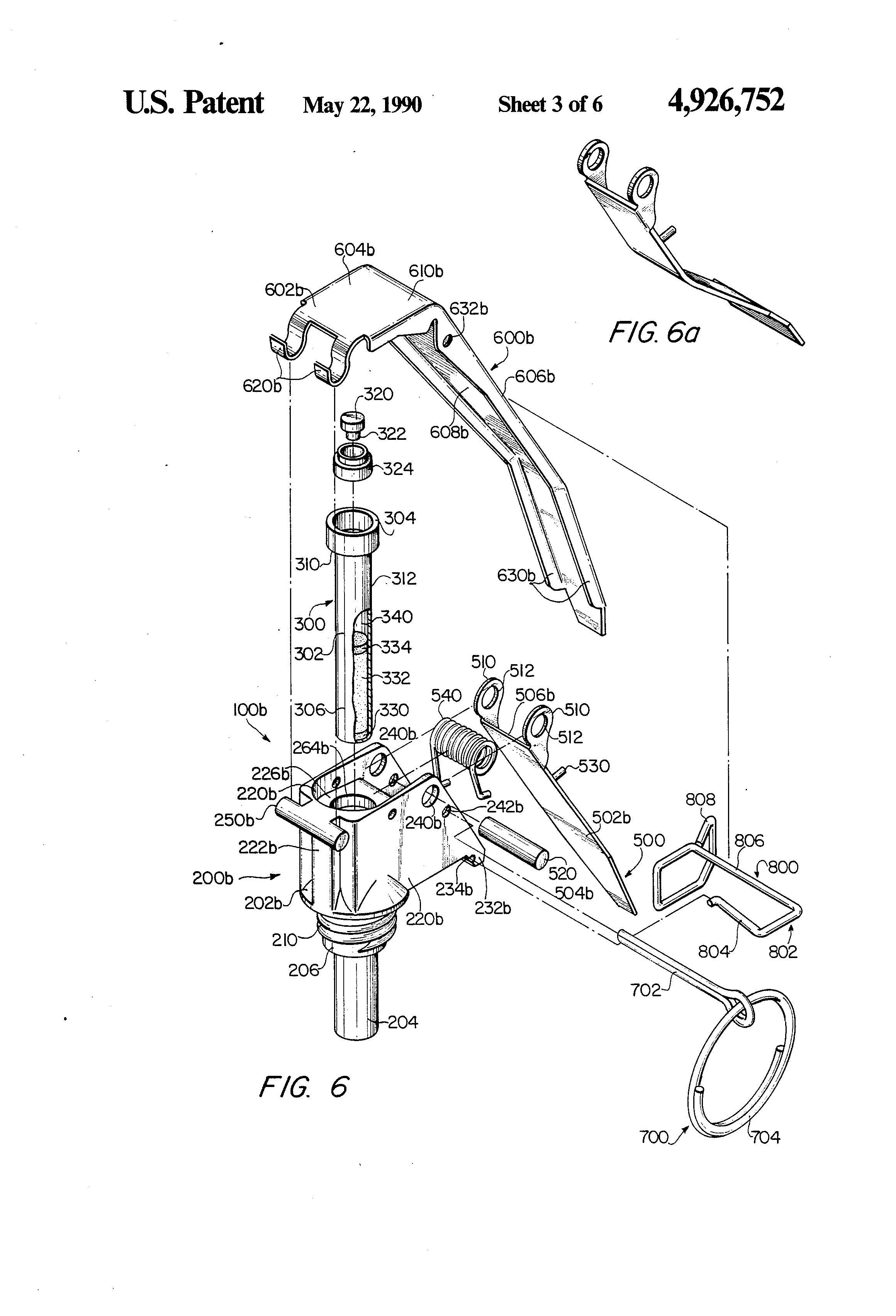 patent us4926752 - safety fuze for a hand grenade