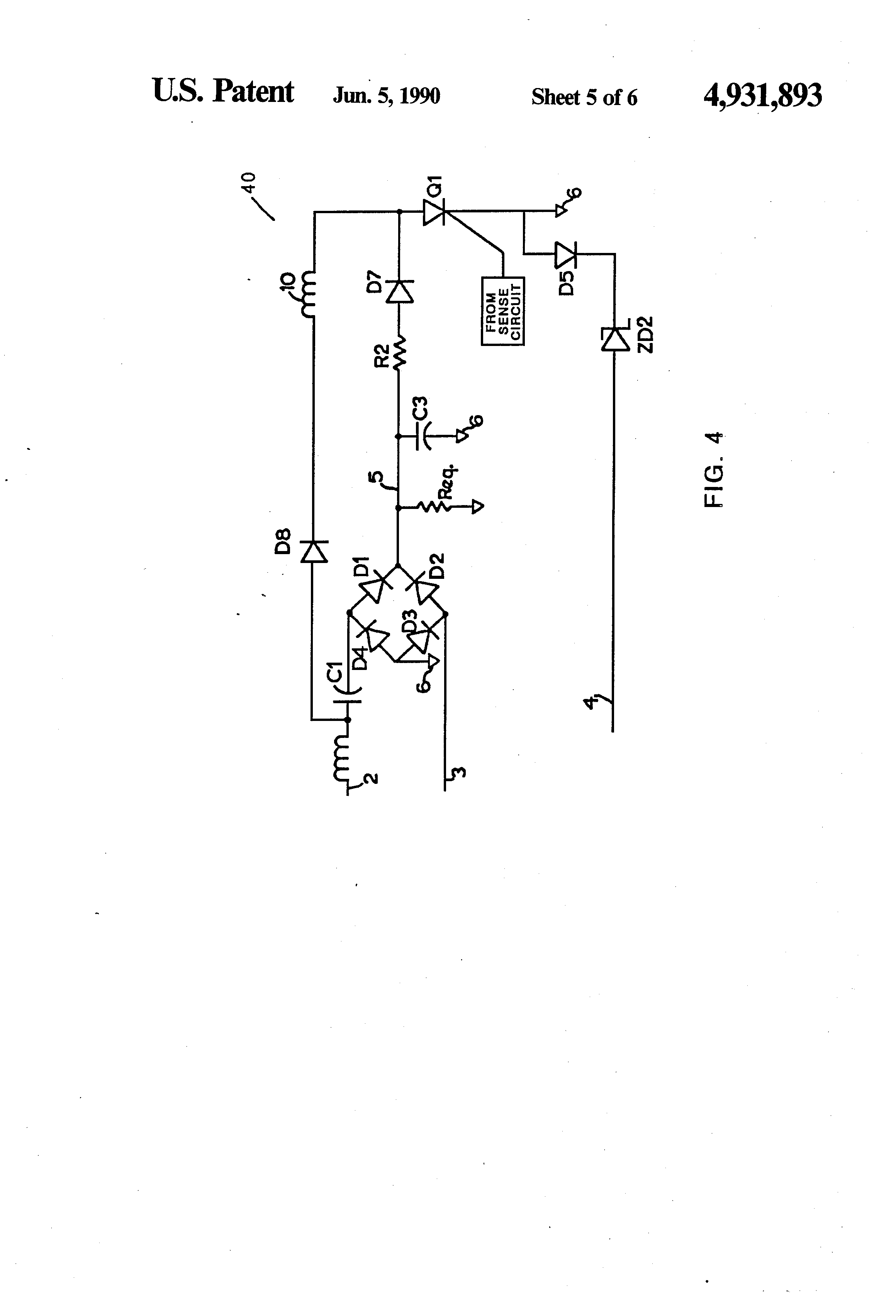 patent us4931893