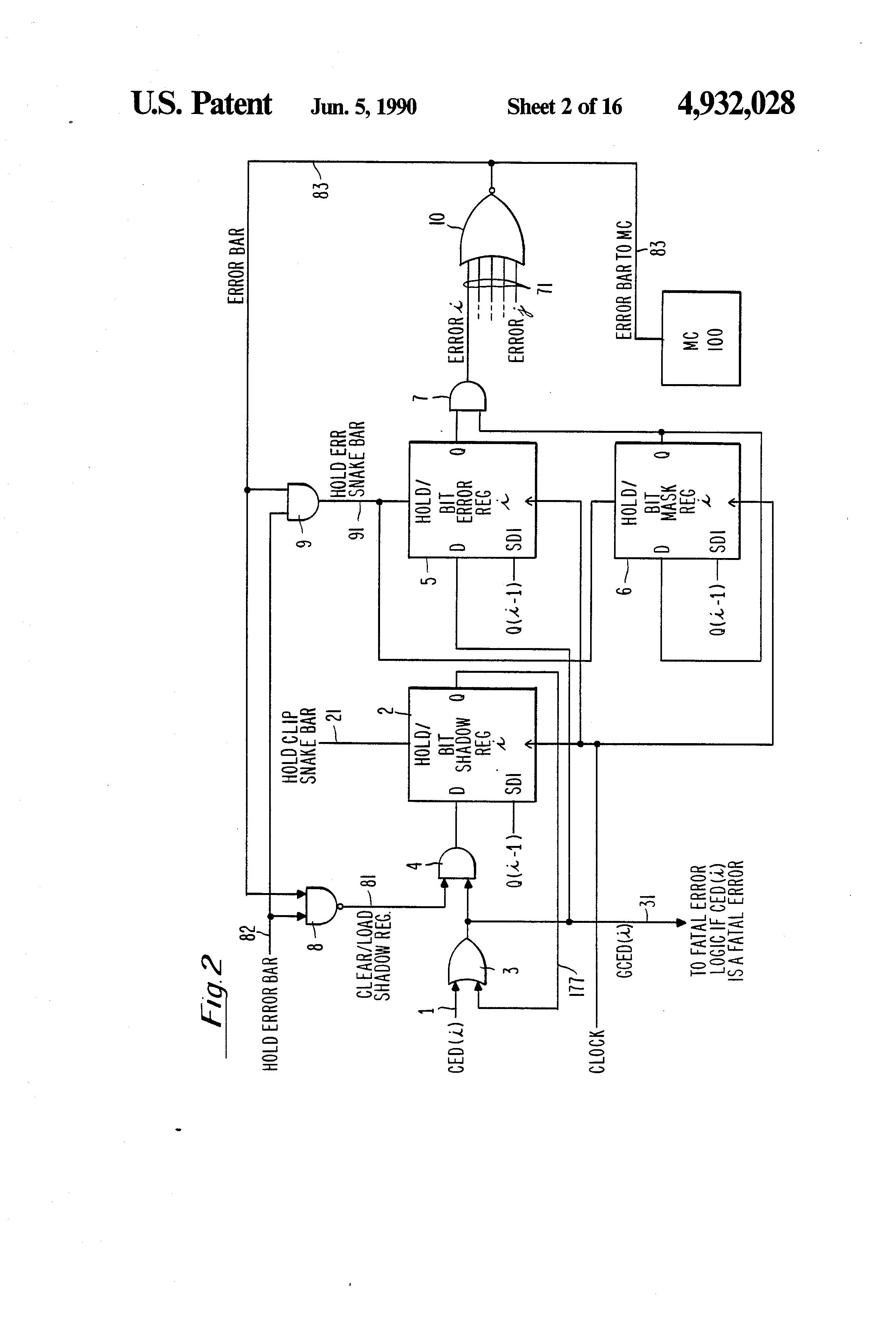 patent us4932028