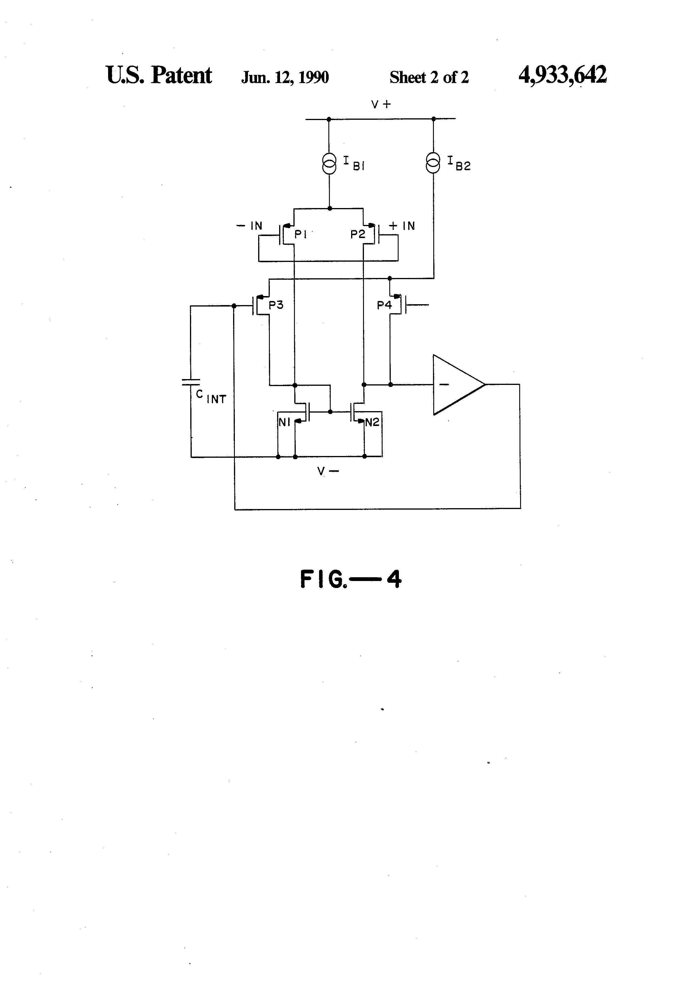 patent us4933642