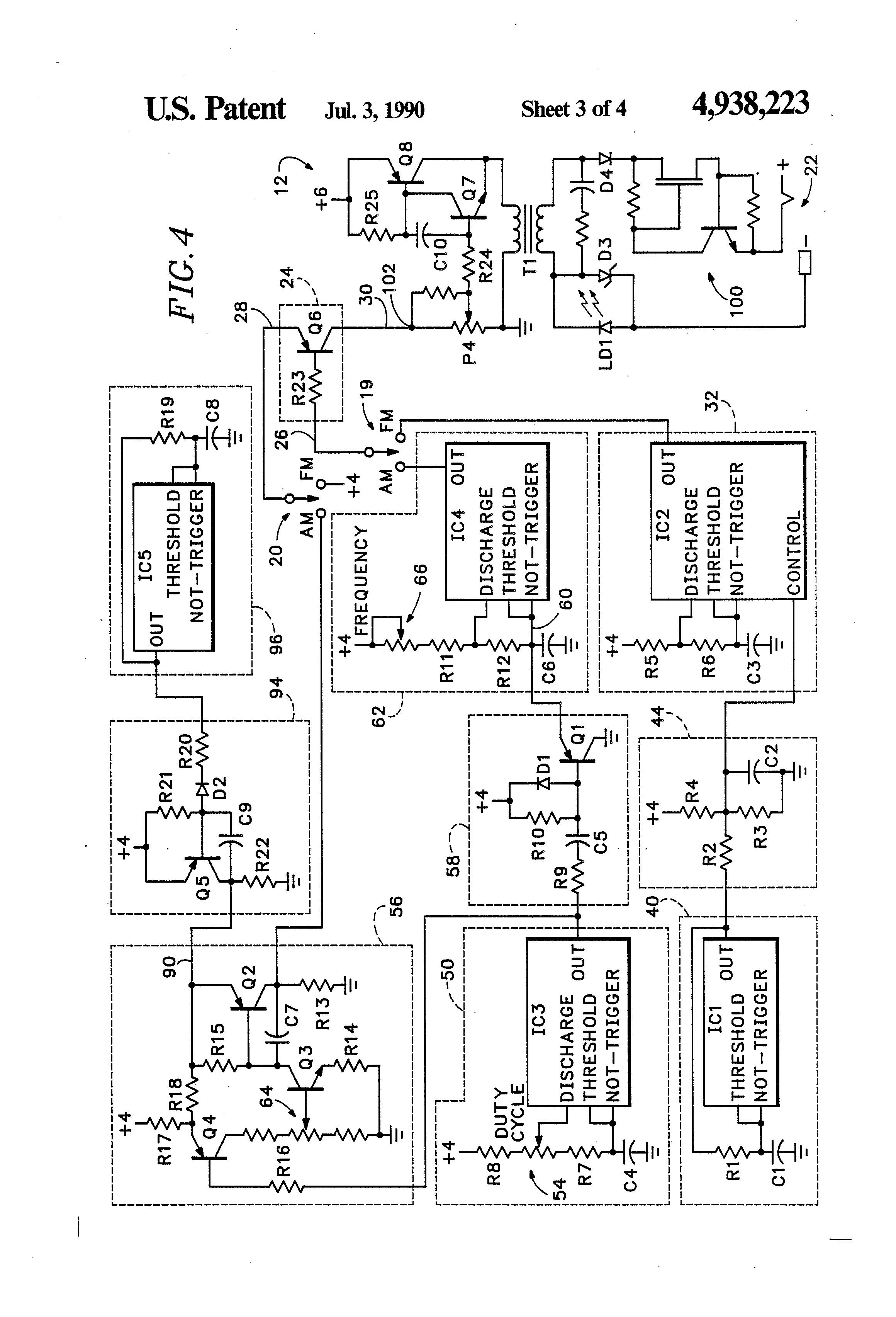 Excellent Tens Unit Circuit Diagram Auto Electrical Wiring Diagram Wiring Digital Resources Funapmognl